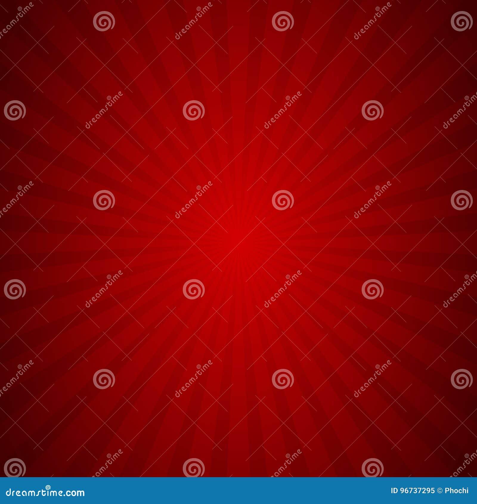 镶有钻石的旭日形首饰的背景红色光芒纹理图表,传染媒介