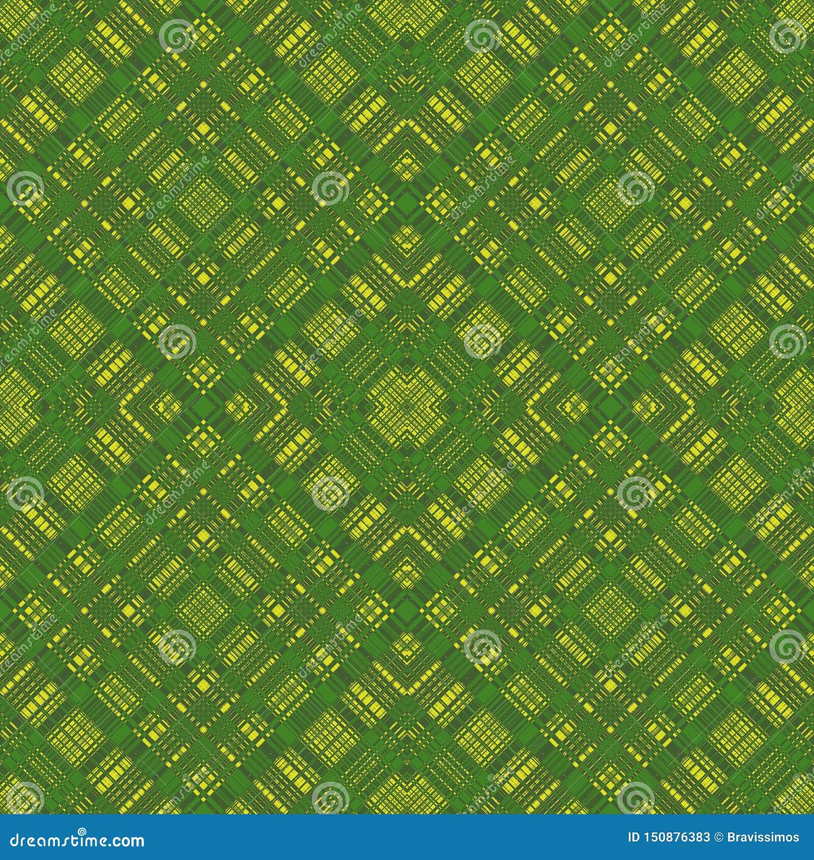 镶边背景,方形的格子呢,无缝长方形的样式,格子花呢披肩苏格兰人