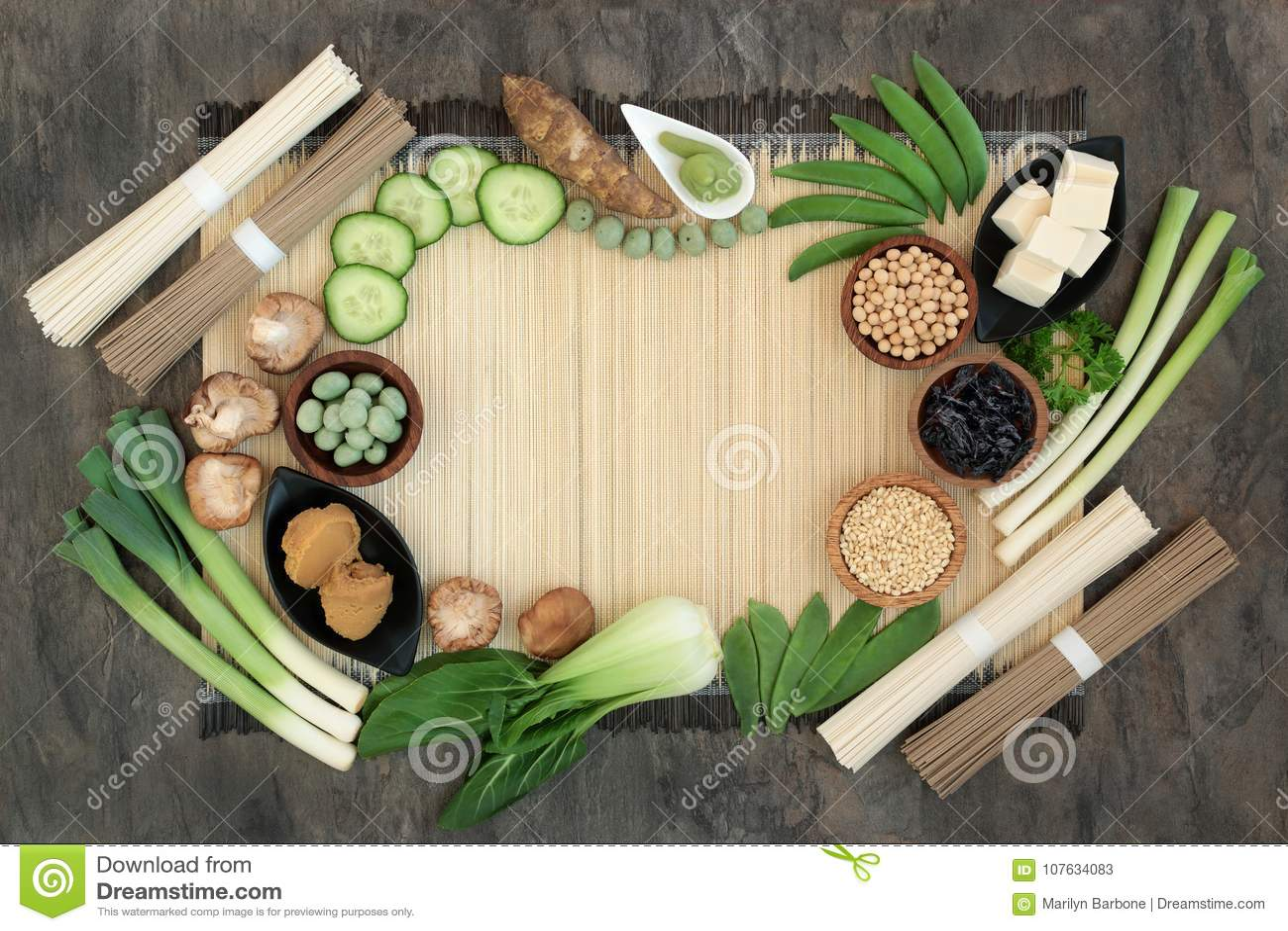 长寿食食物