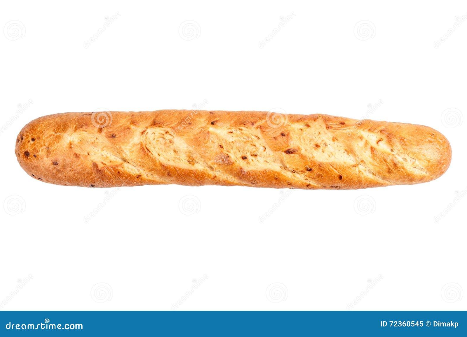 长方形宝石大面包