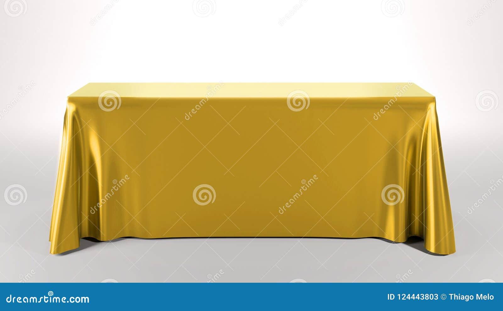 长方形桌布