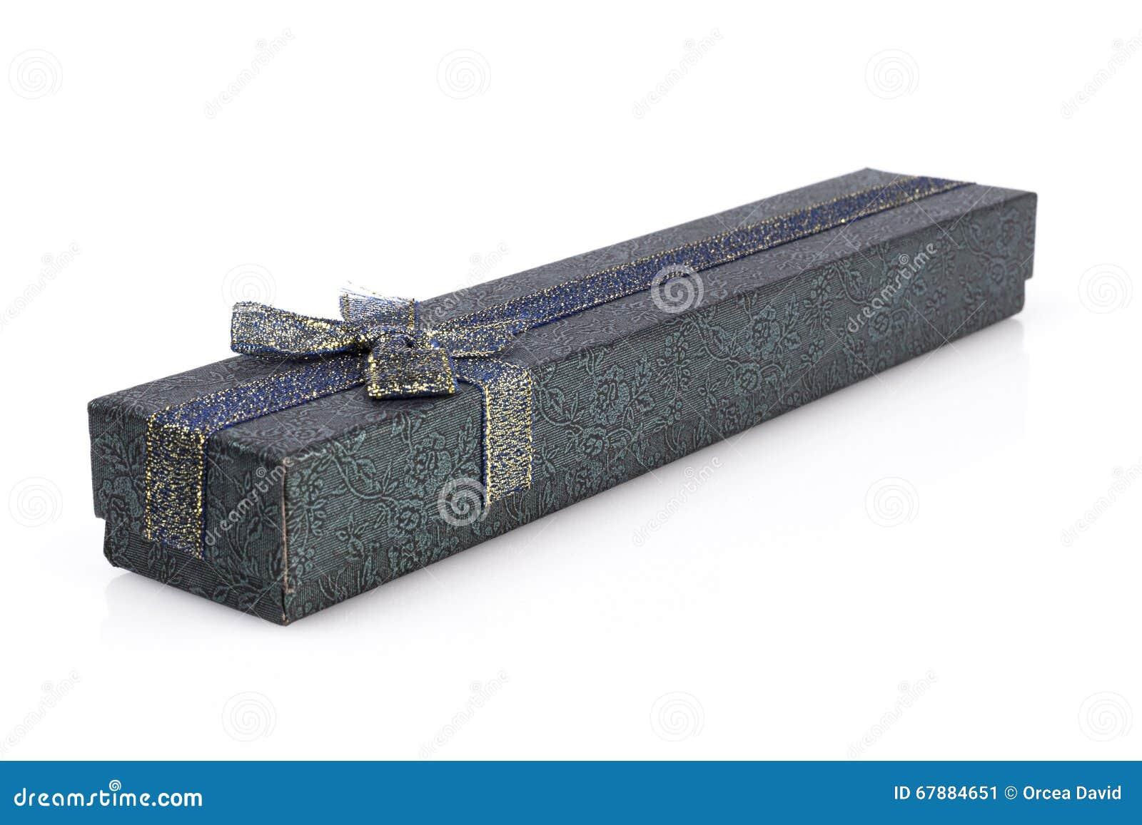 长的首饰盒