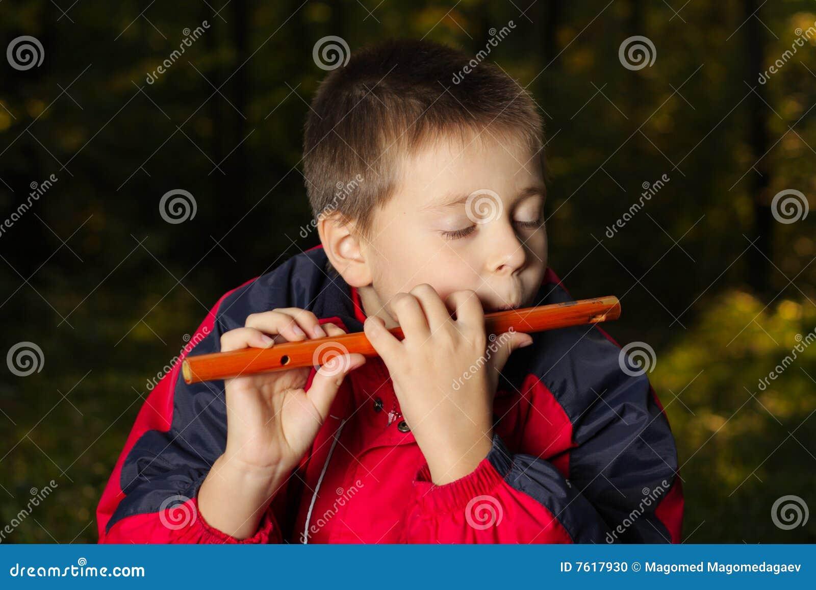 长笛音乐家