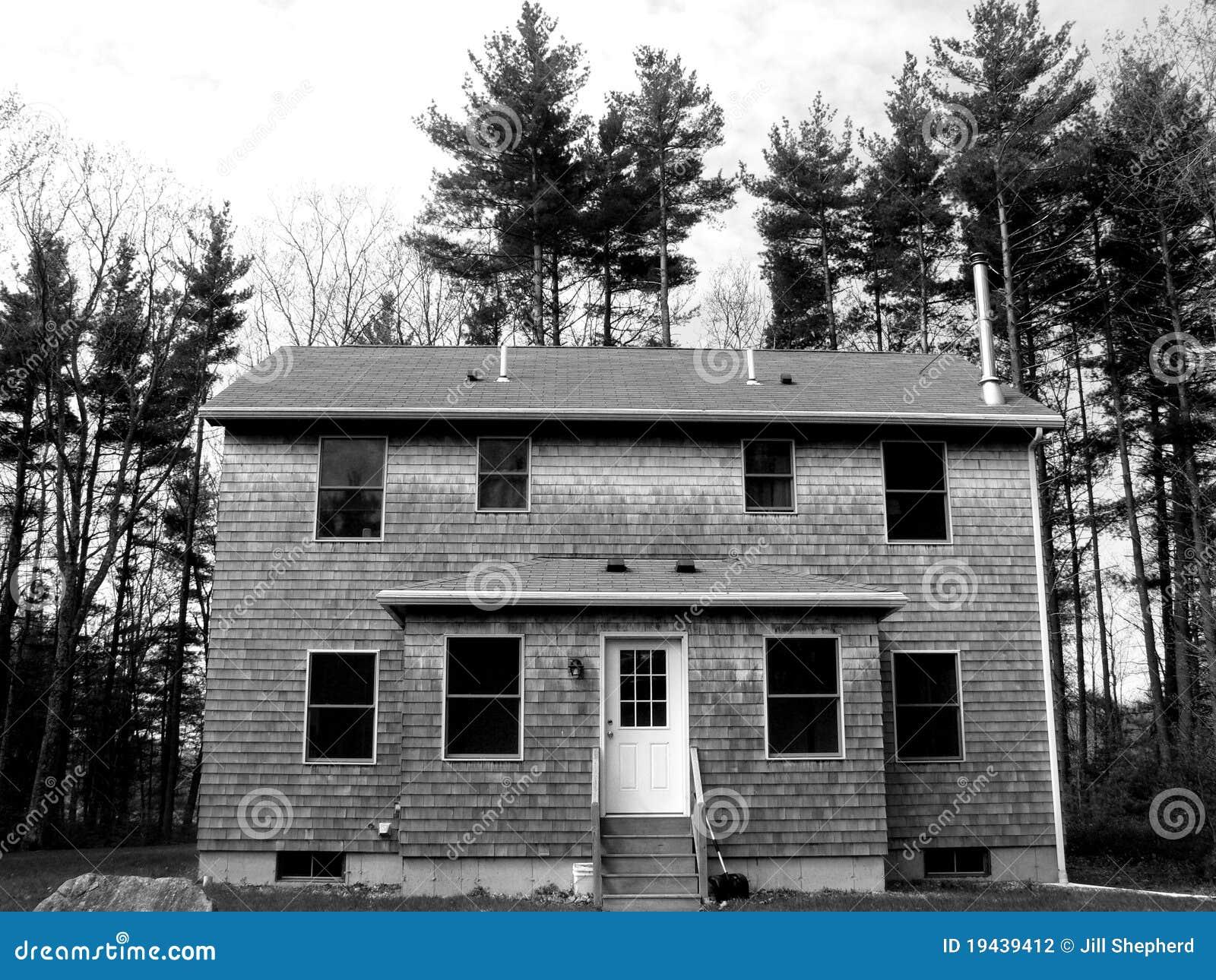 闲置的房子