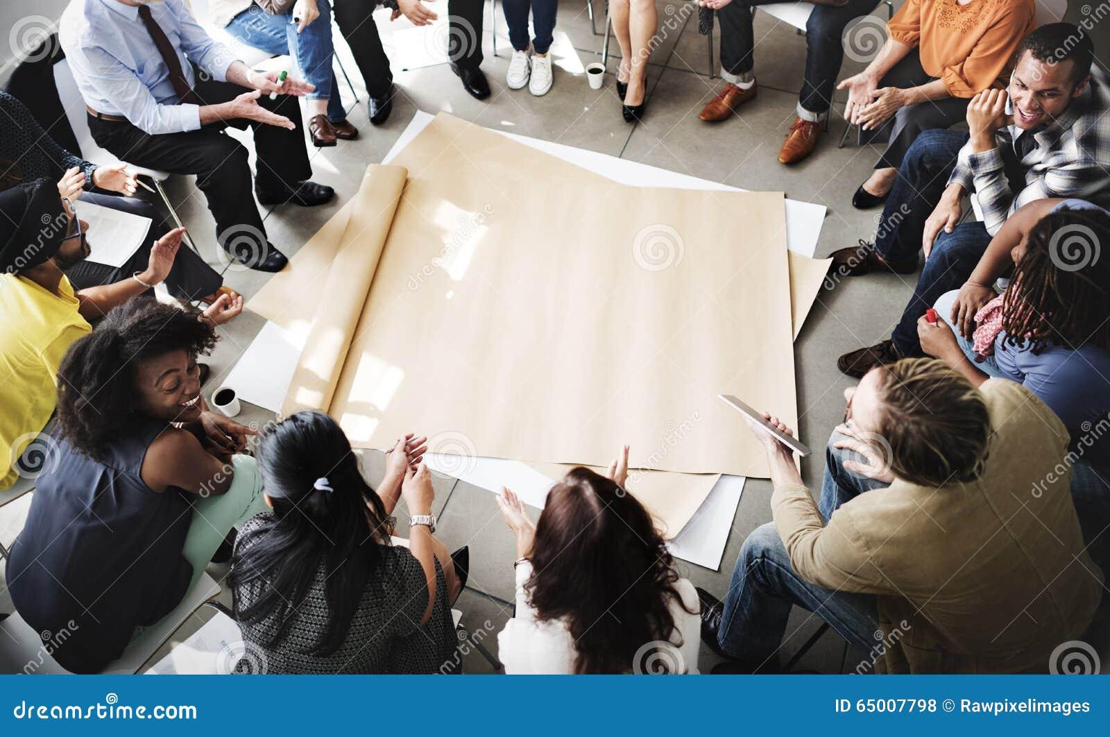 队配合会议开始概念