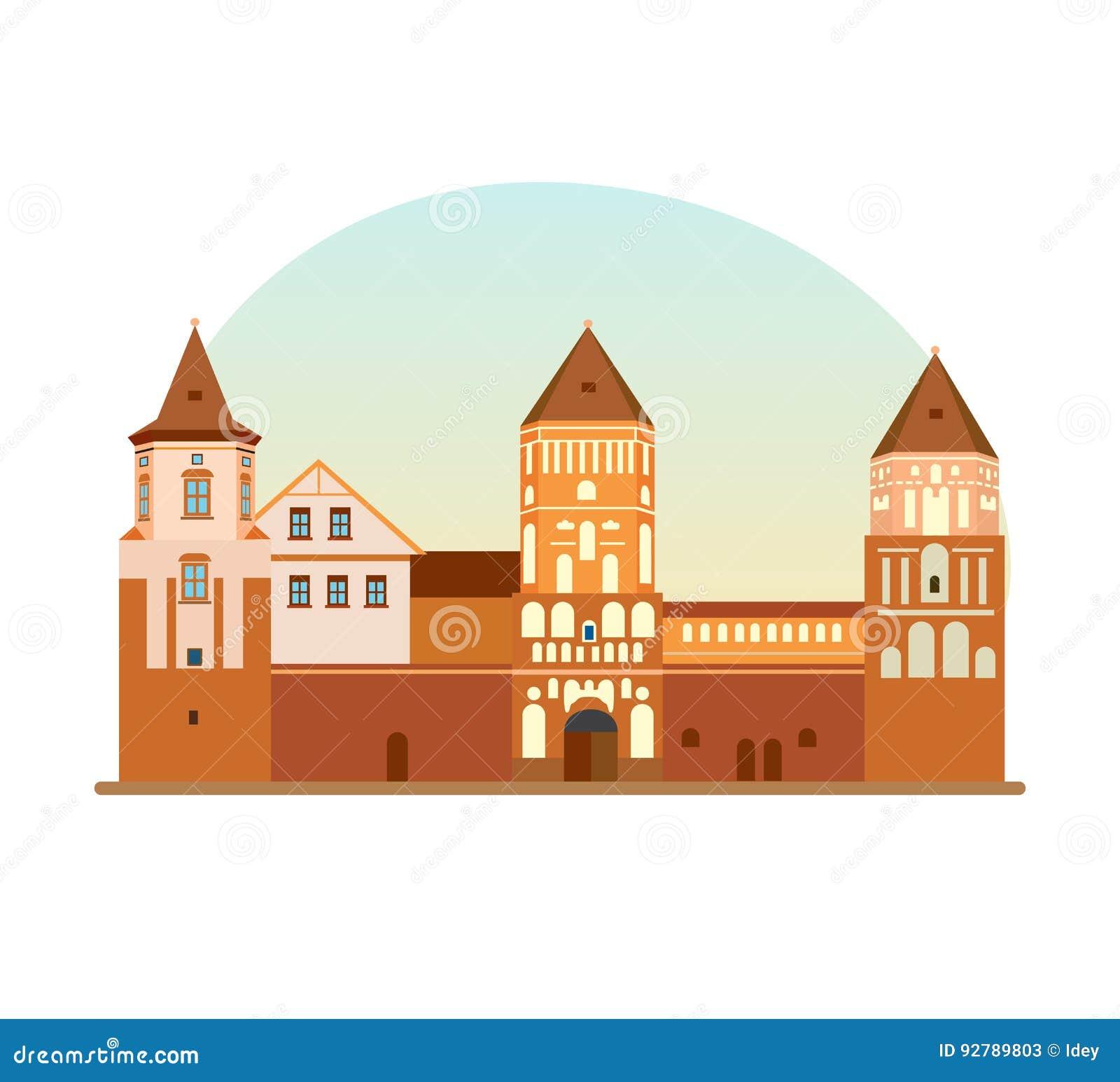 防御设防,纪念碑,白俄罗斯共和国的历史,文化价值