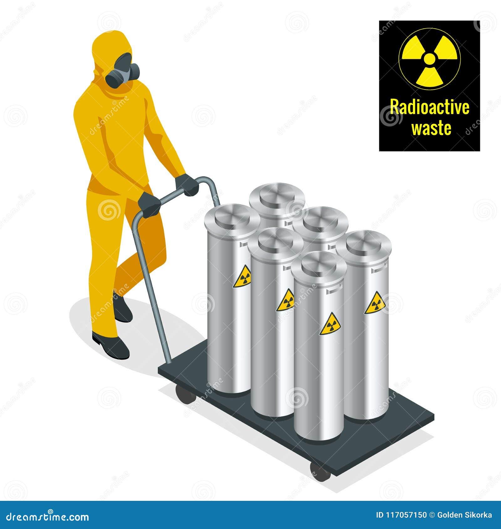 防护制服、面具、手套和起动的工作者与桶在铲车的化学制品一起使用 等量