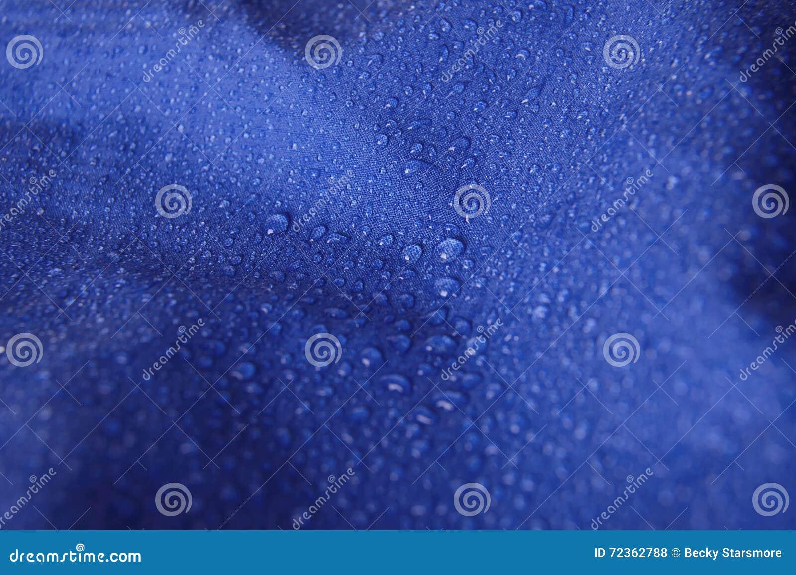 防水外套织品特写镜头