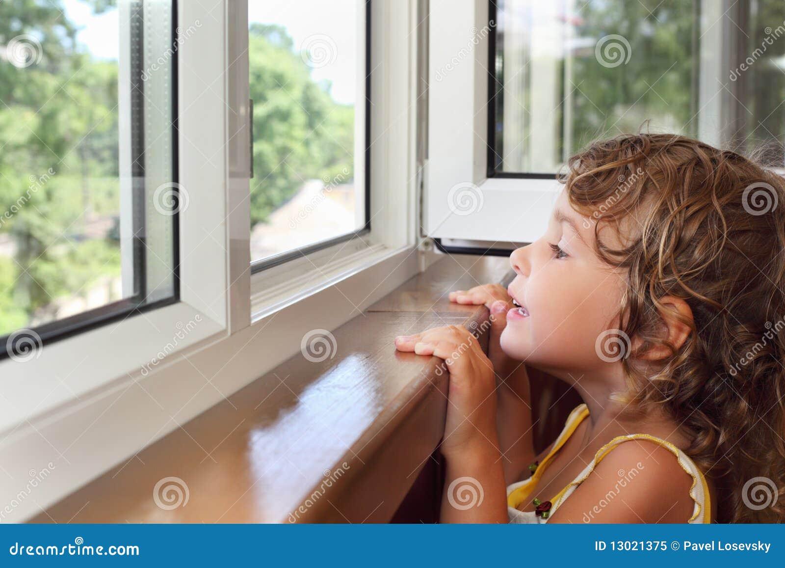 阳台女孩一点查找视窗