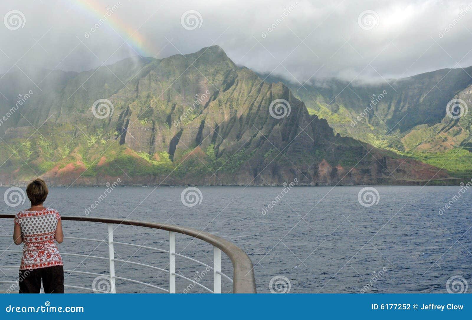 阳台巡航夫人彩虹船注意