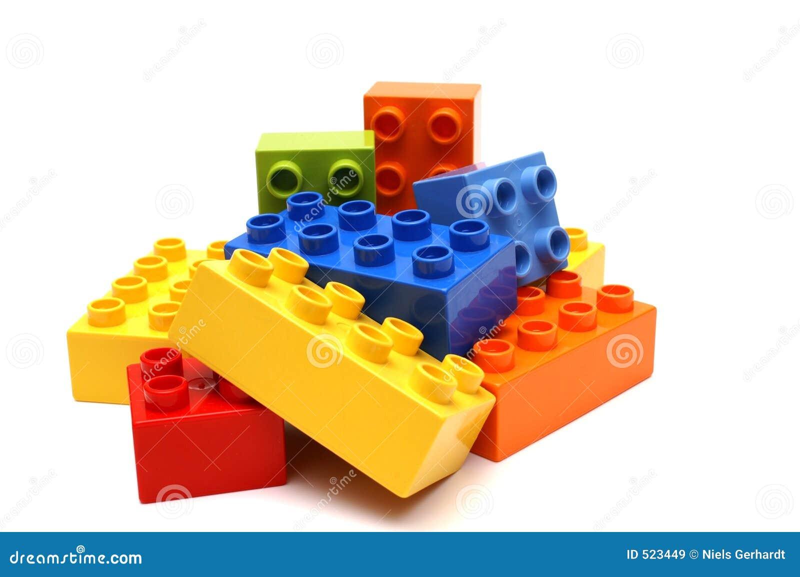 阻拦lego