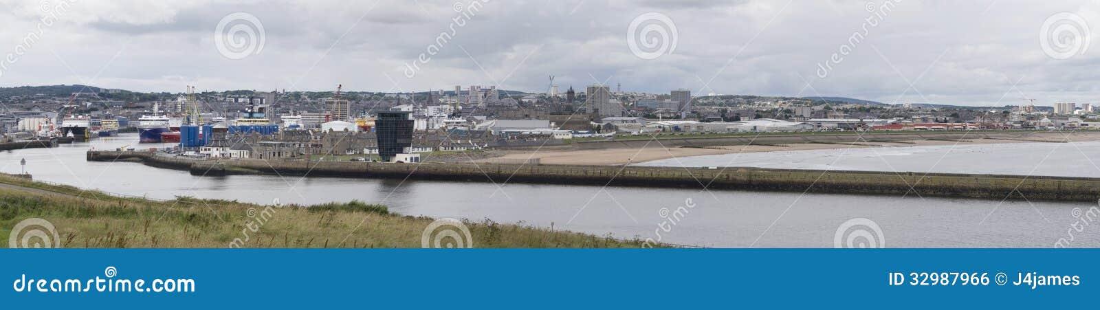 阿伯丁港口