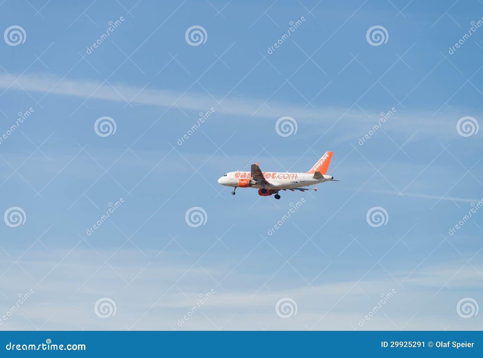 Easyjet航空器