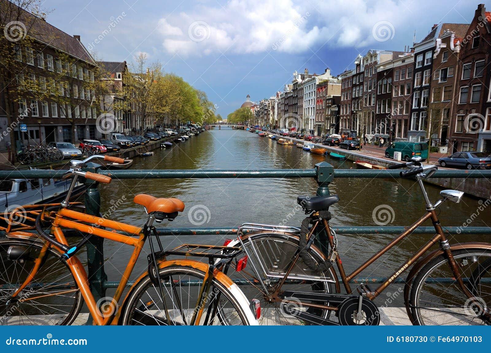 阿姆斯特丹自行车