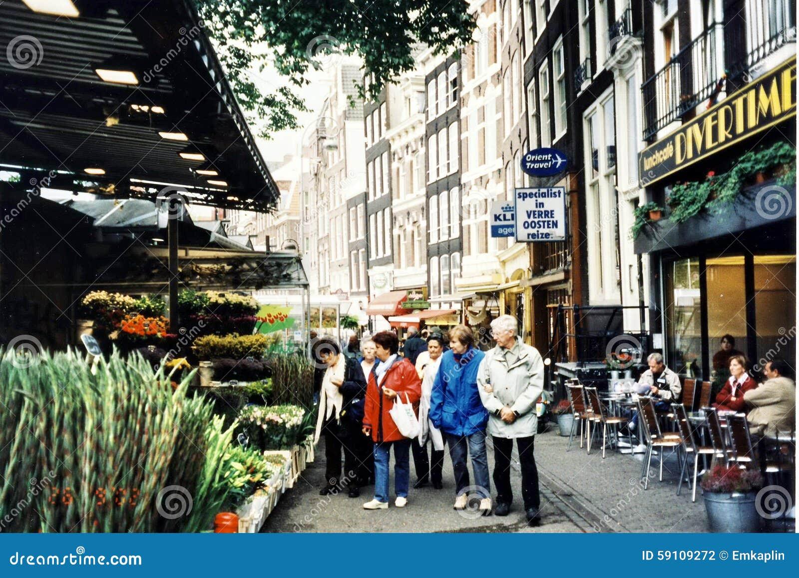 阿姆斯特丹花店2002年