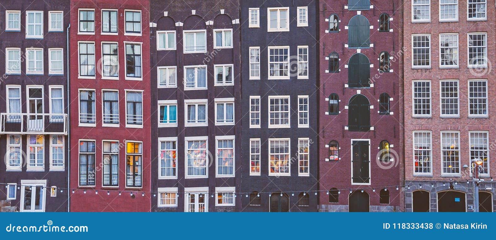 阿姆斯特丹运河房子