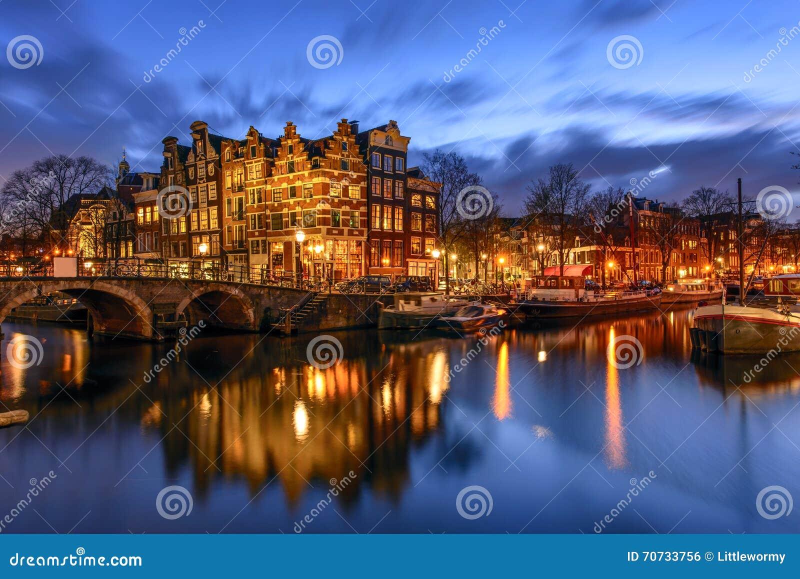 阿姆斯特丹运河