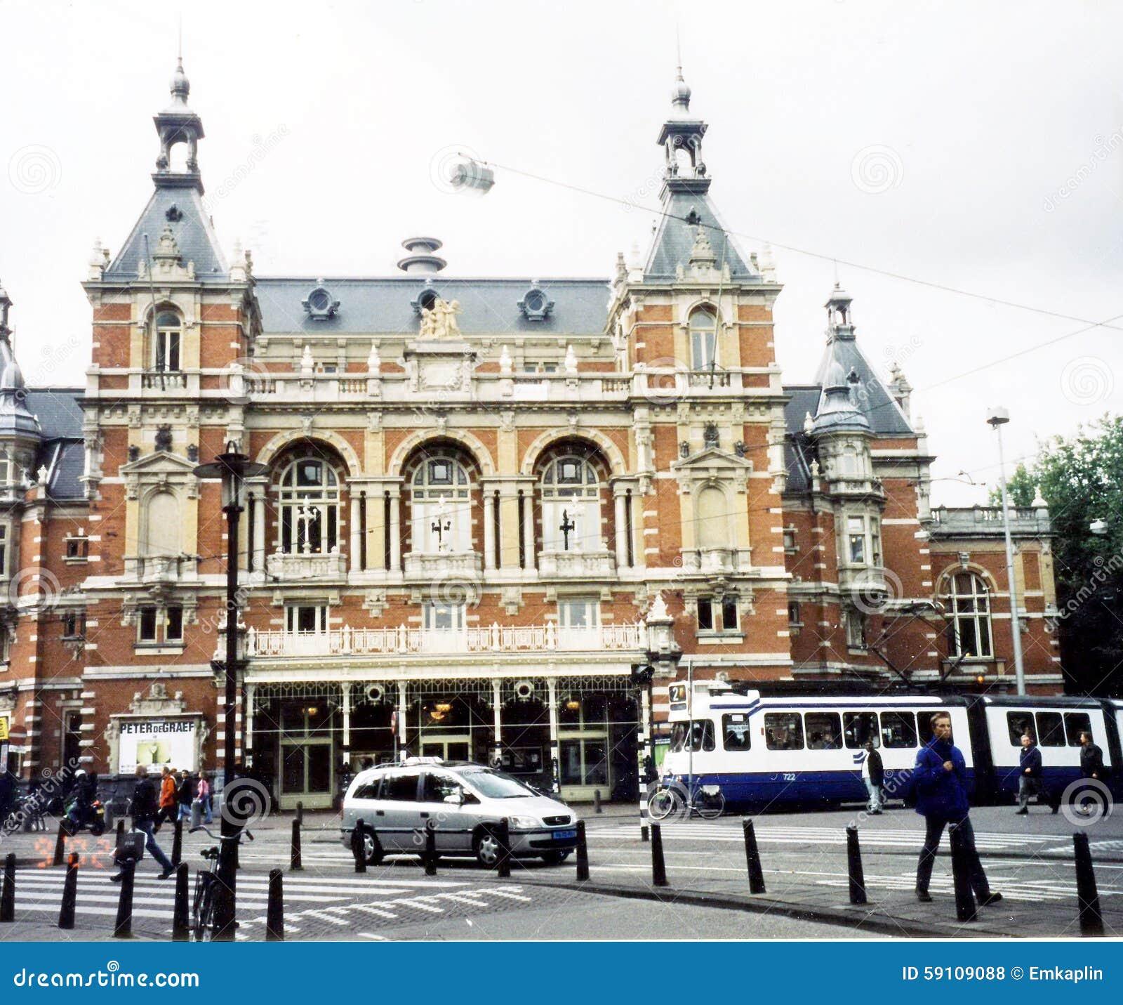 阿姆斯特丹Leidseplein 2002年
