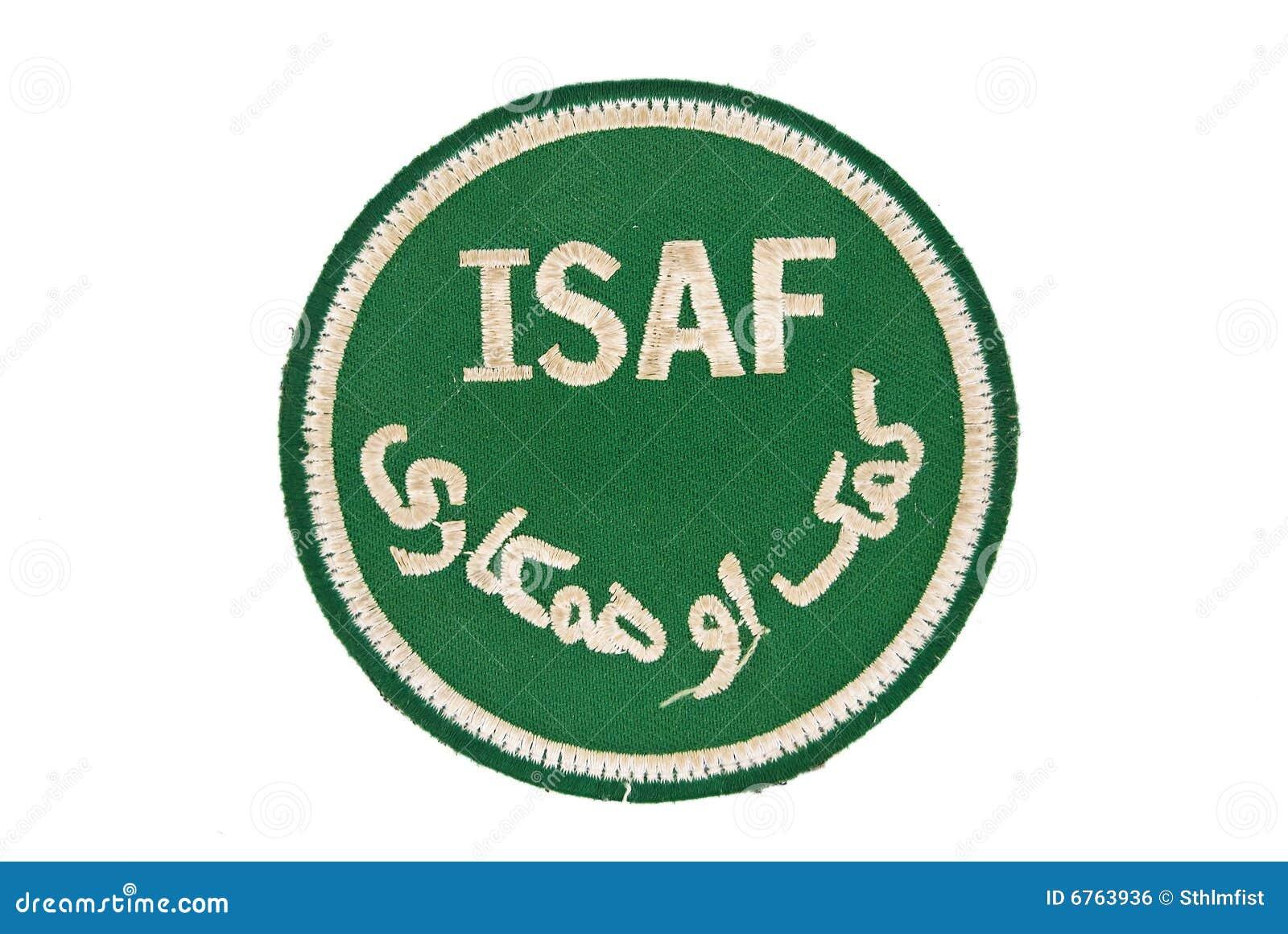 阿富汗权威isaf北约补丁程序