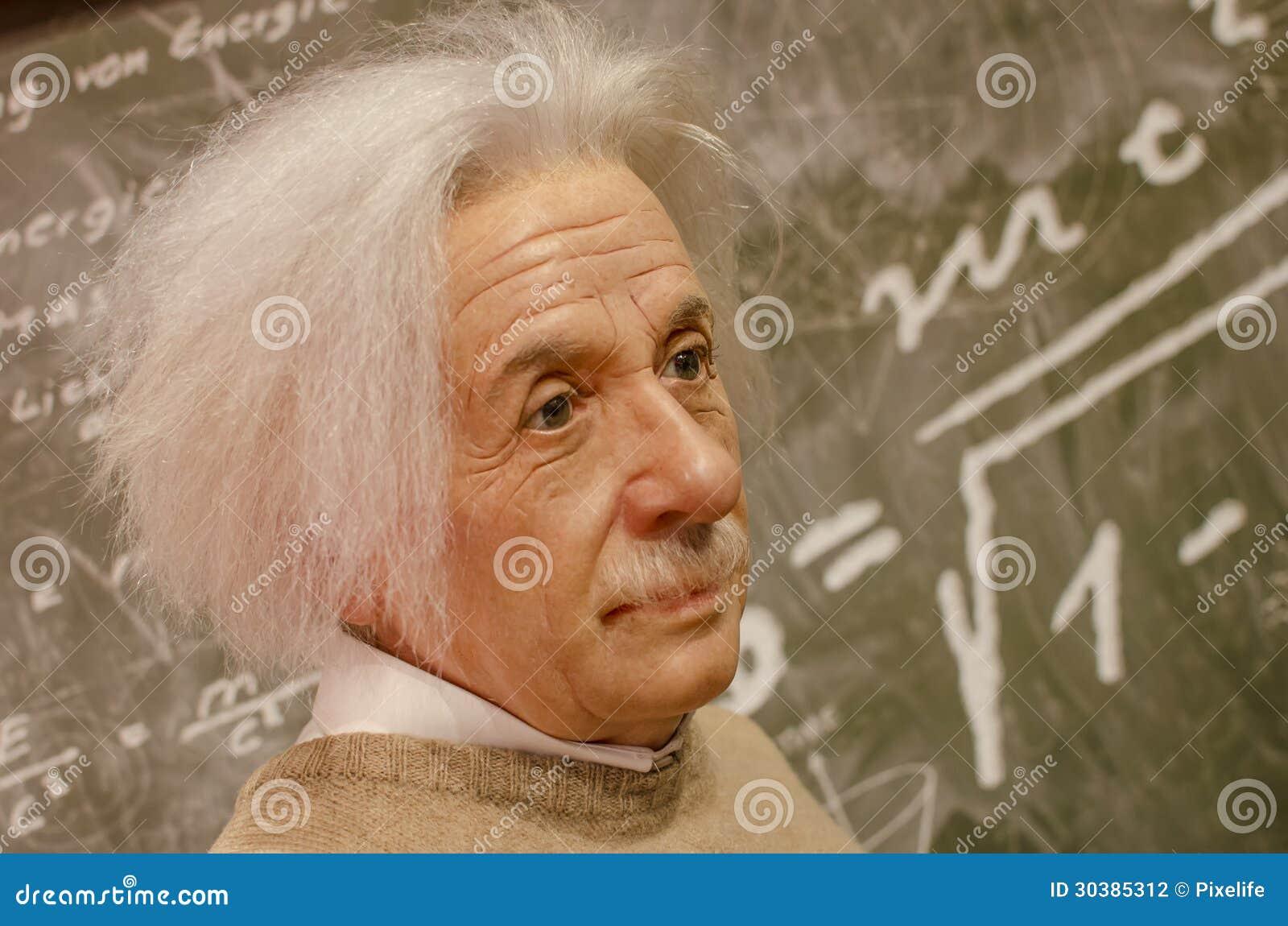 阿尔伯特・爱因斯坦