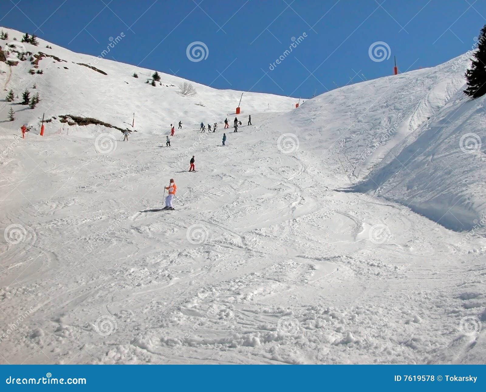 阿尔卑斯冬天
