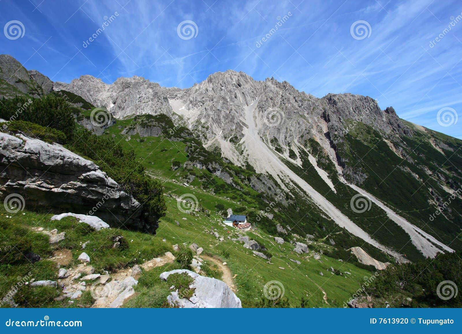 阿尔卑斯横向