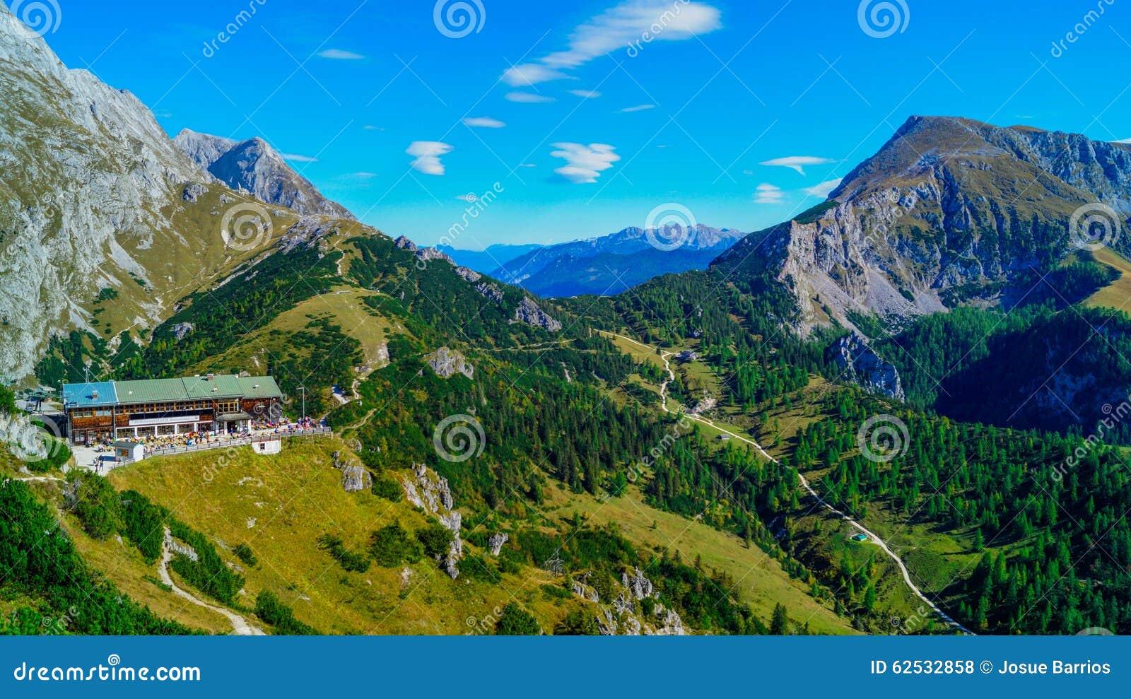 阿尔卑斯7的全景