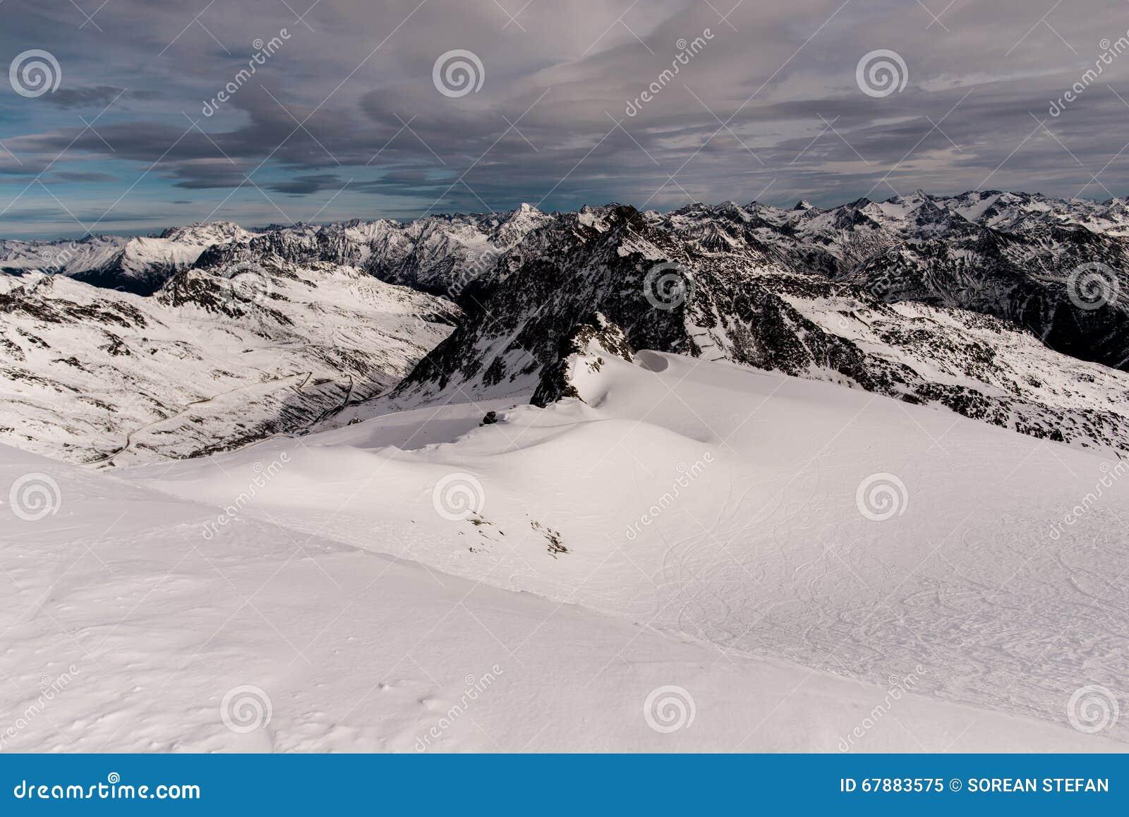 阿尔卑斯hochries山景
