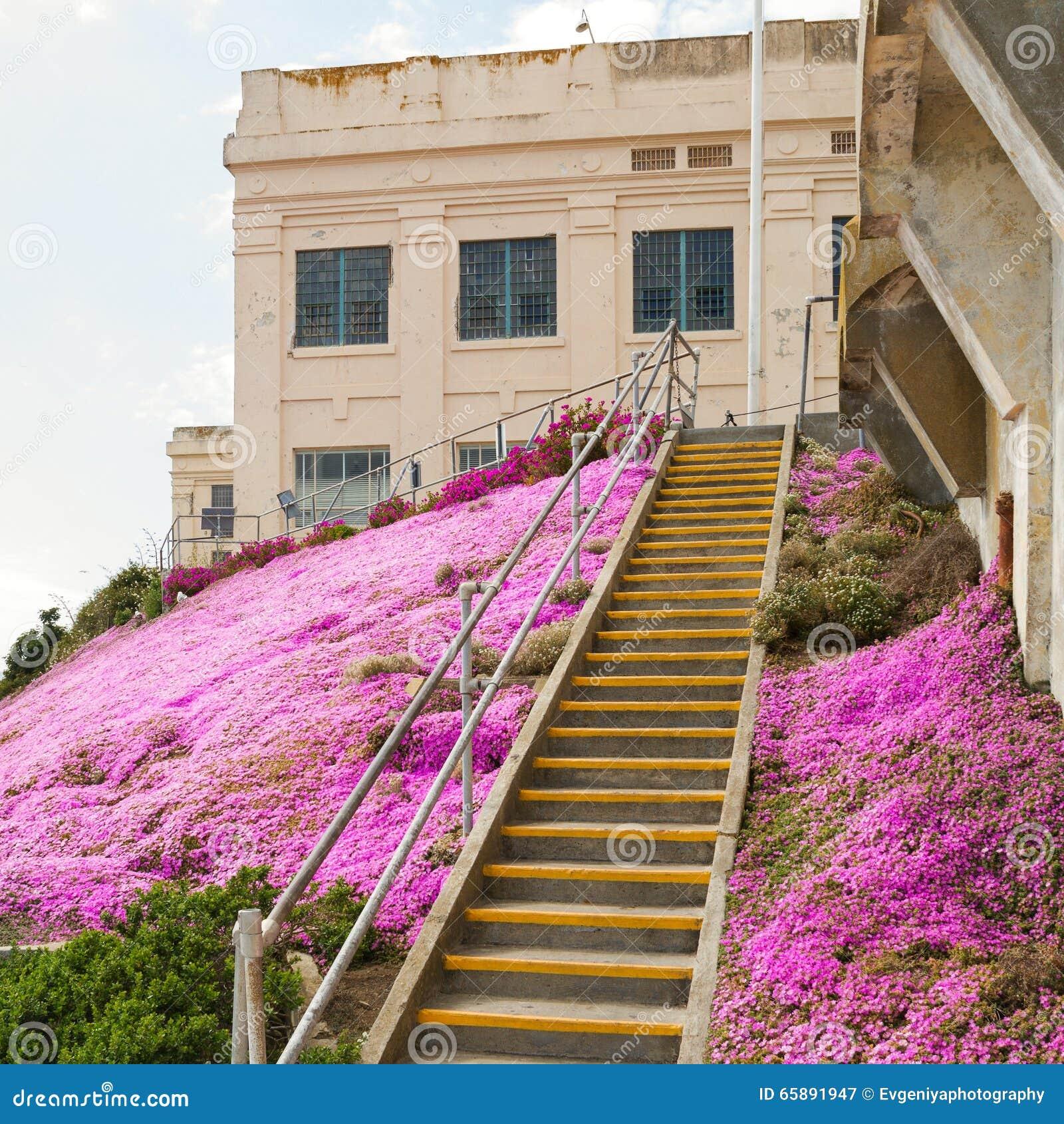 阿尔卡特拉斯岛监狱,旧金山