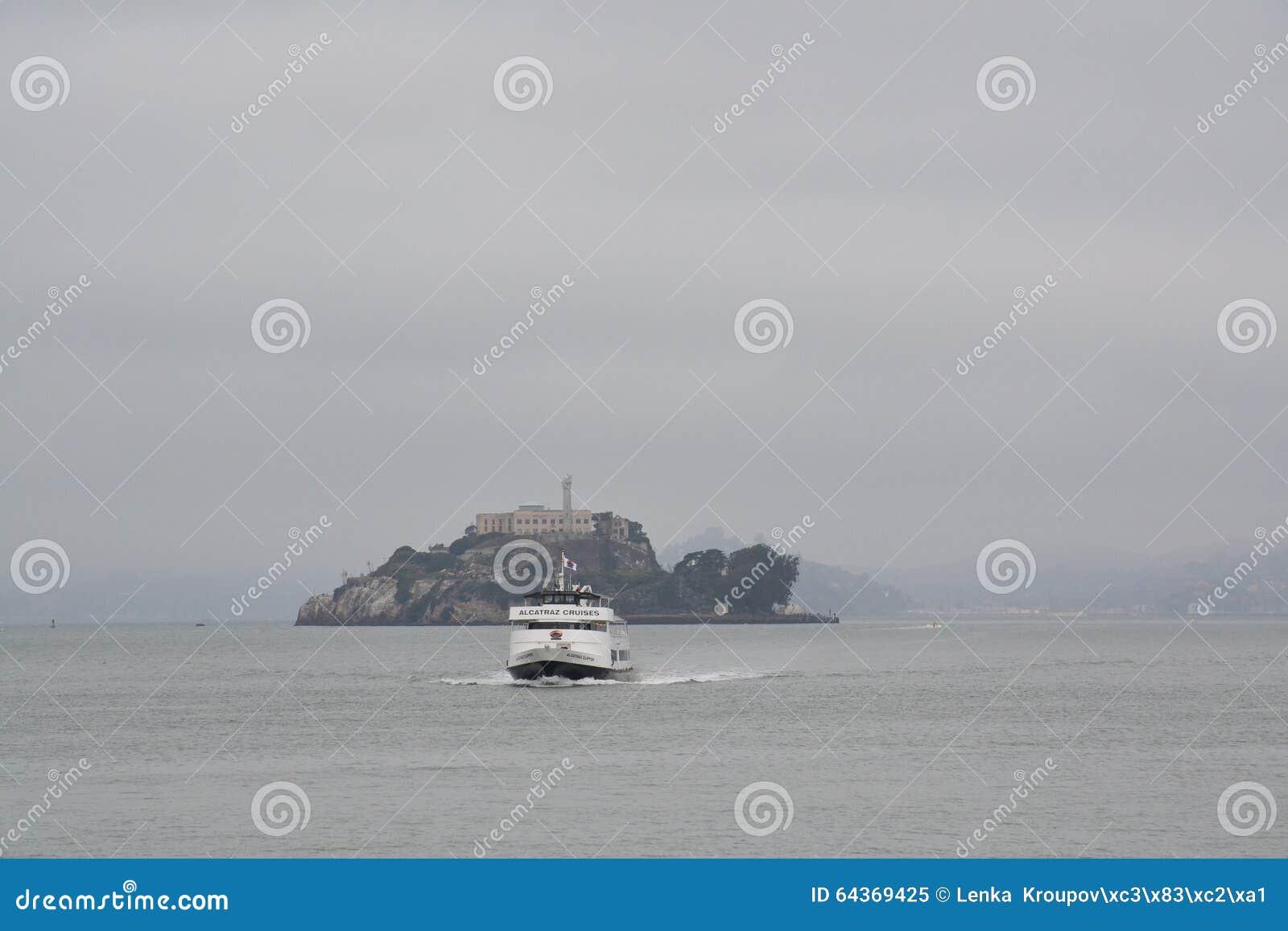 阿尔卡特拉斯岛-旧金山