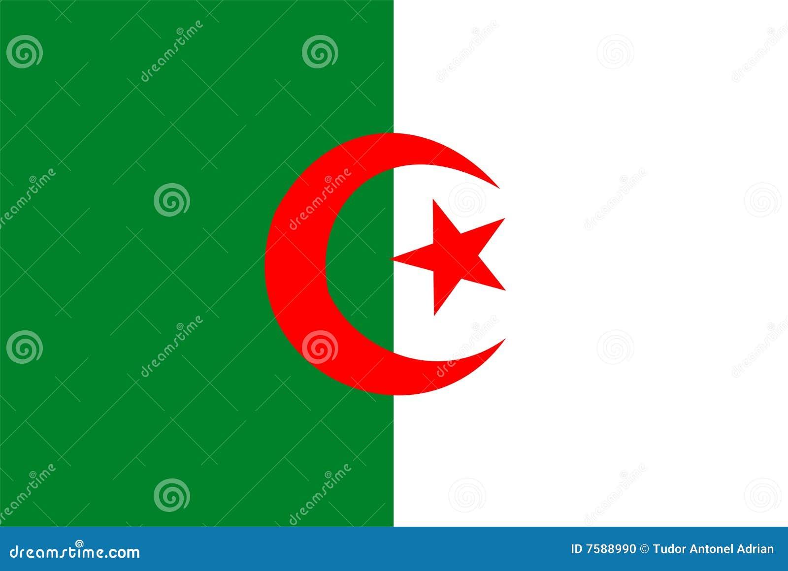 阿尔及利亚标志