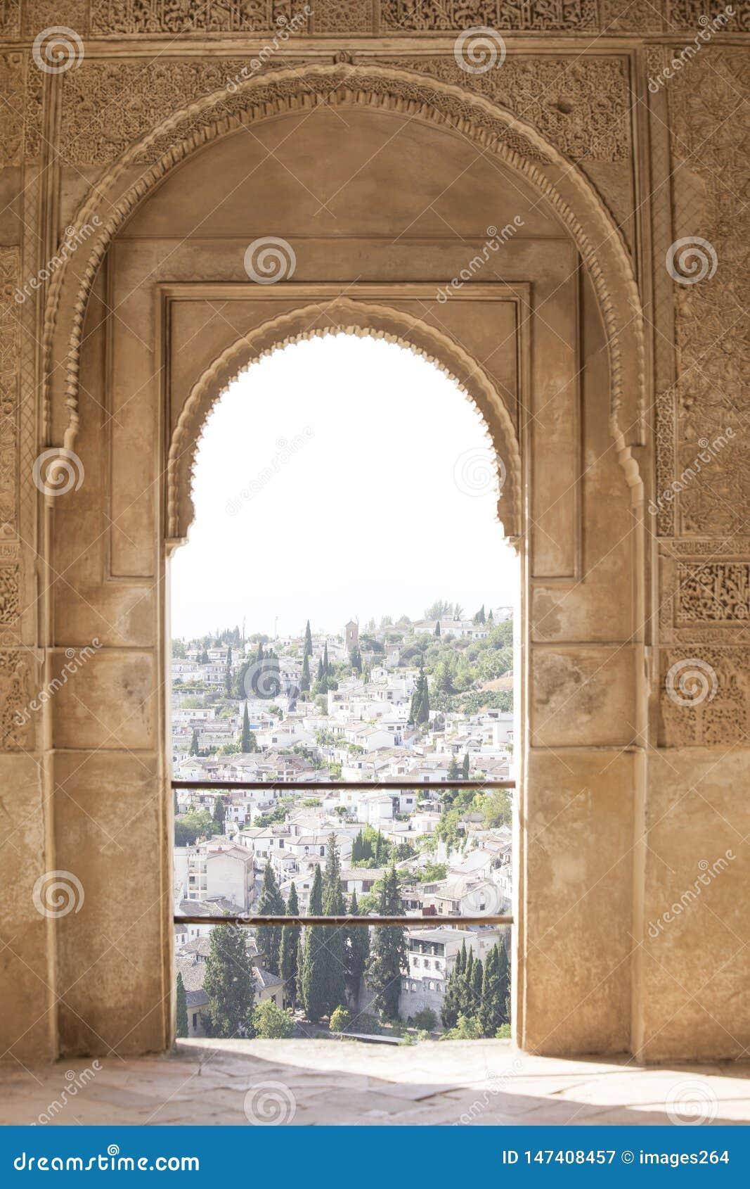阿尔罕布拉宫殿