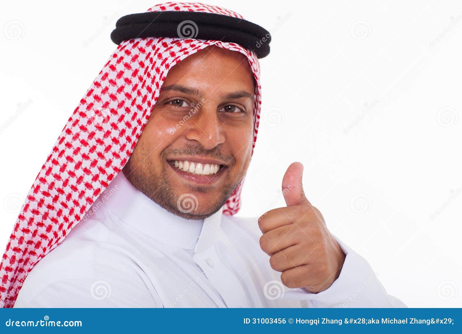 阿拉伯人赞许