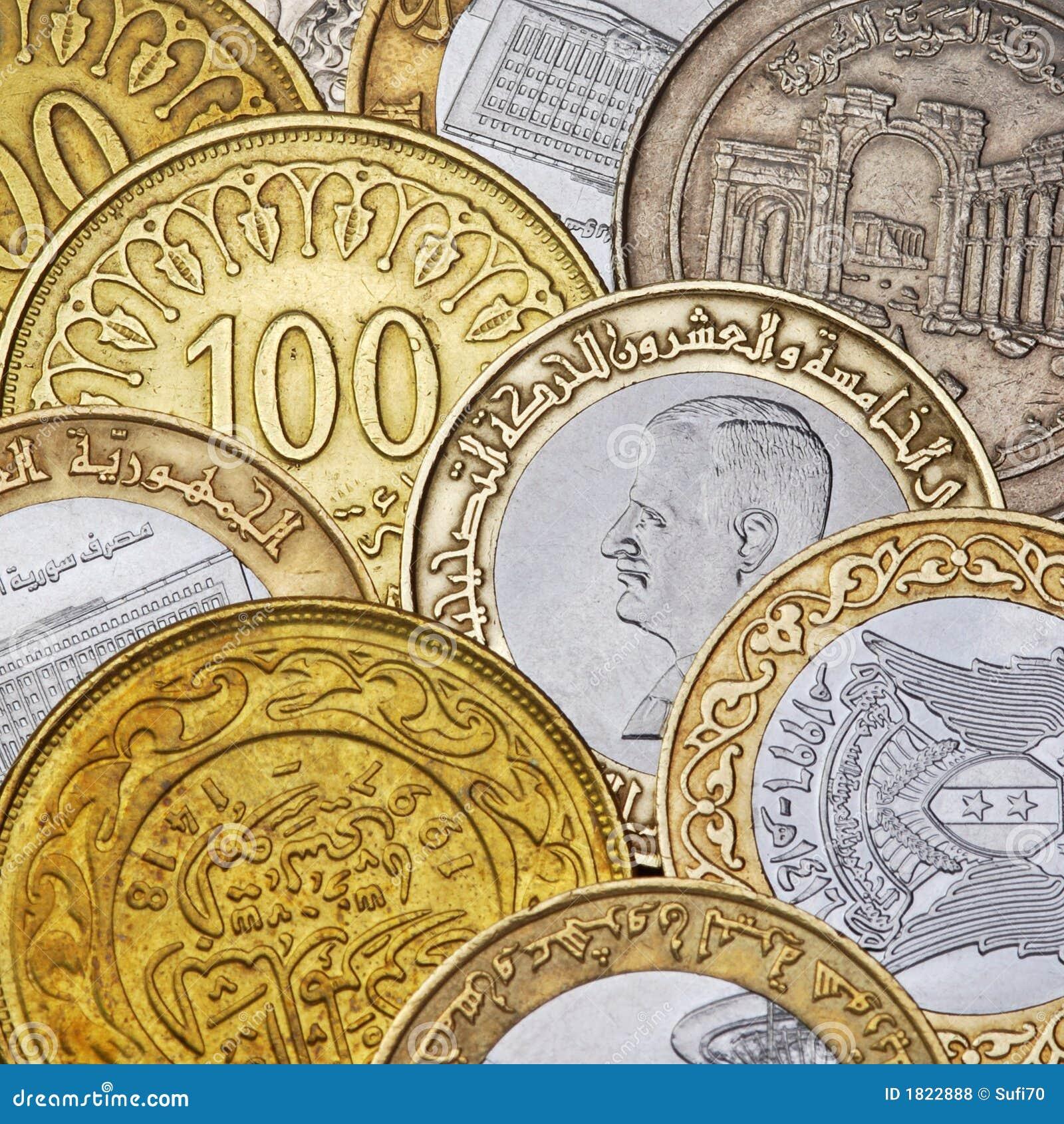 阿拉伯硬币