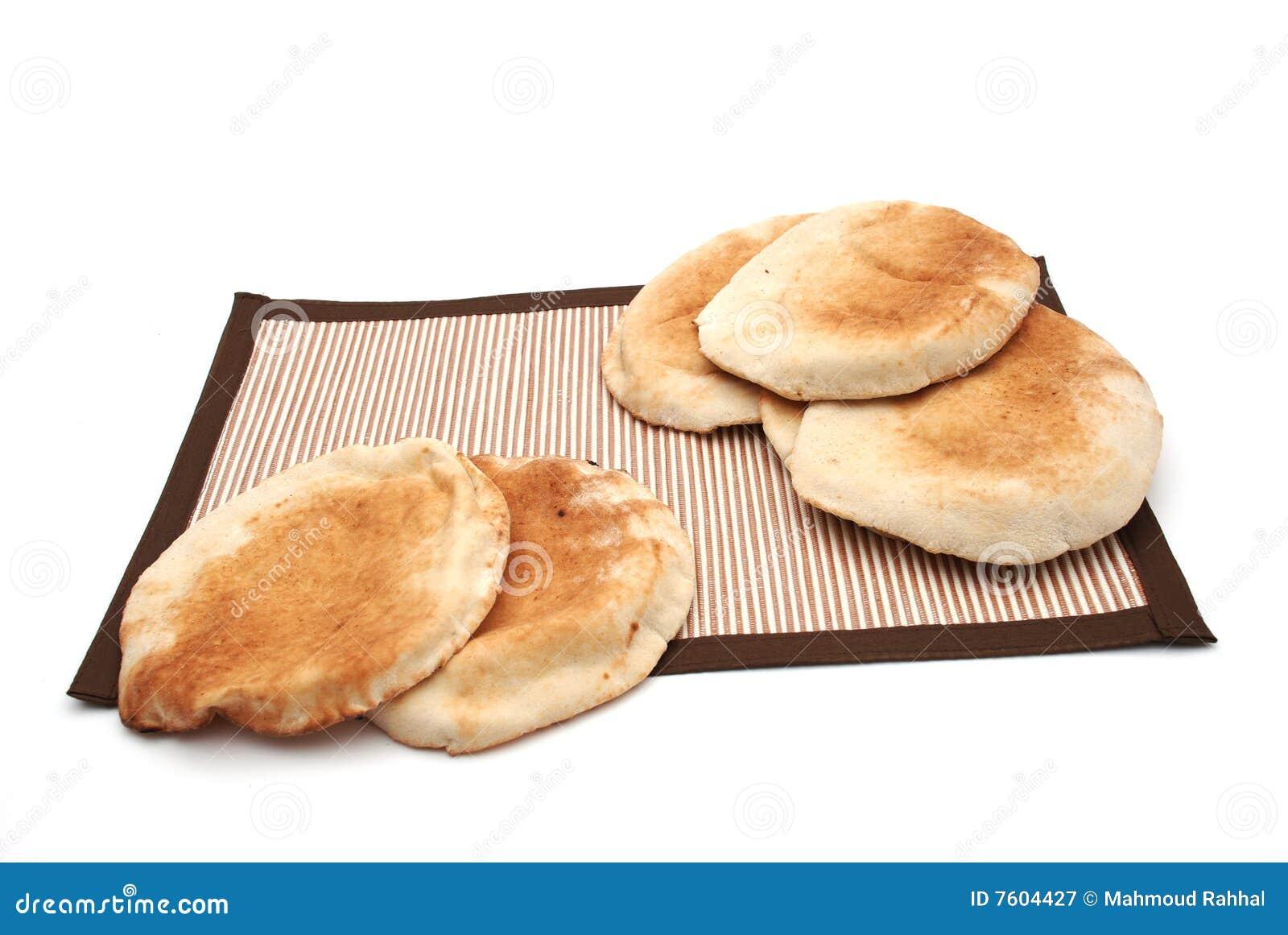 阿拉伯面包