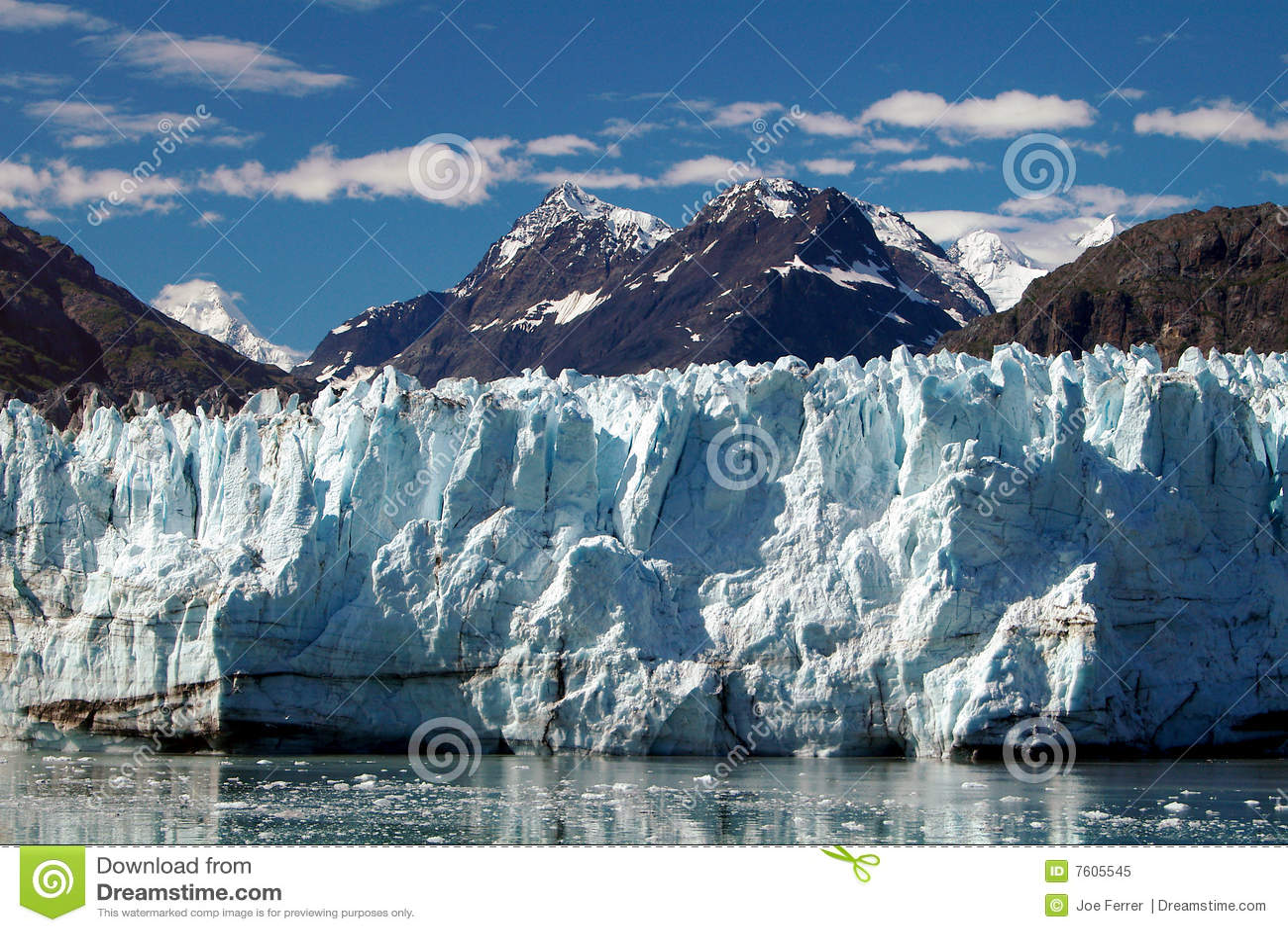 阿拉斯加的冰川王子合理的威廉