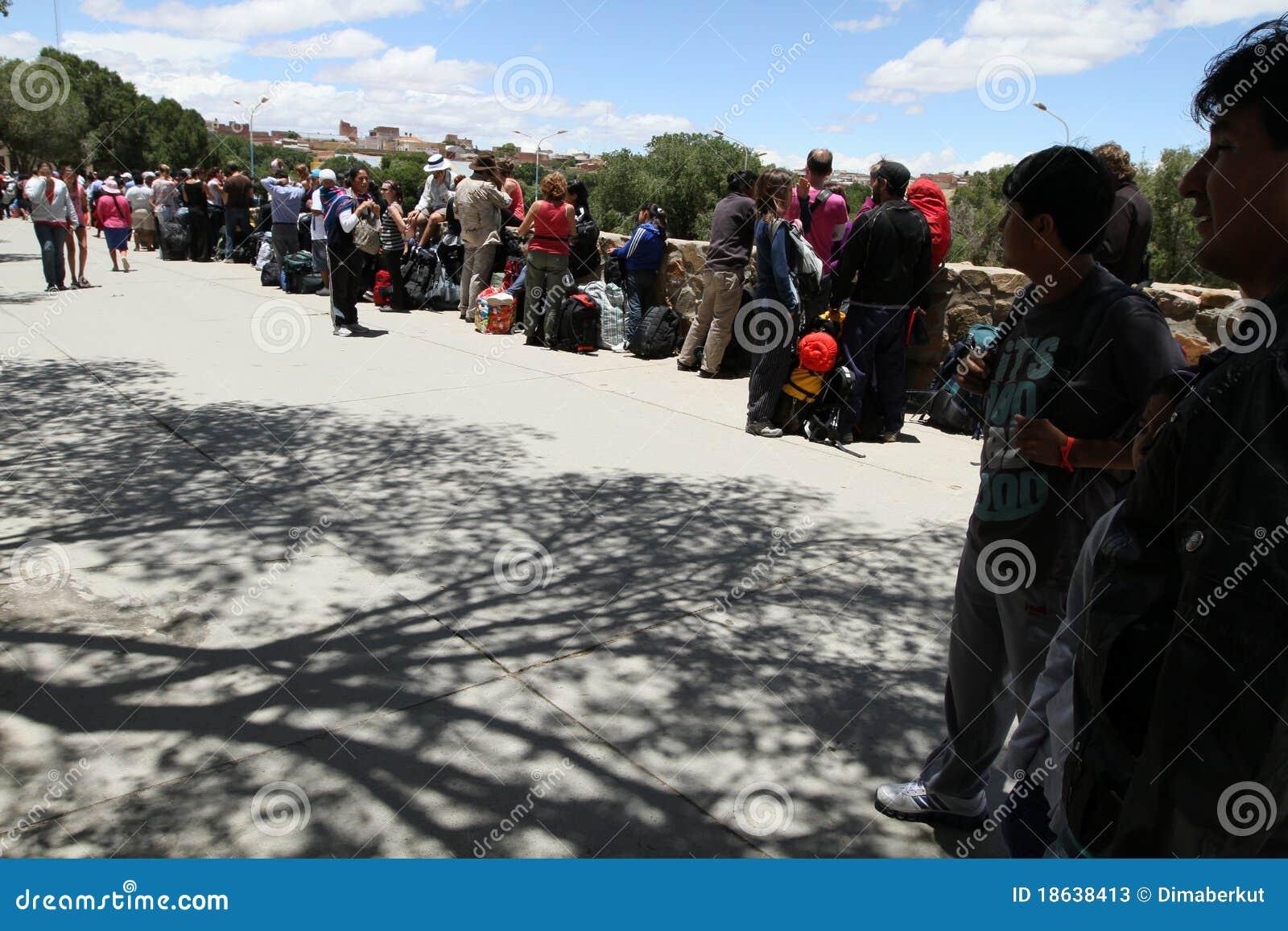 阿根廷玻利维亚人边界