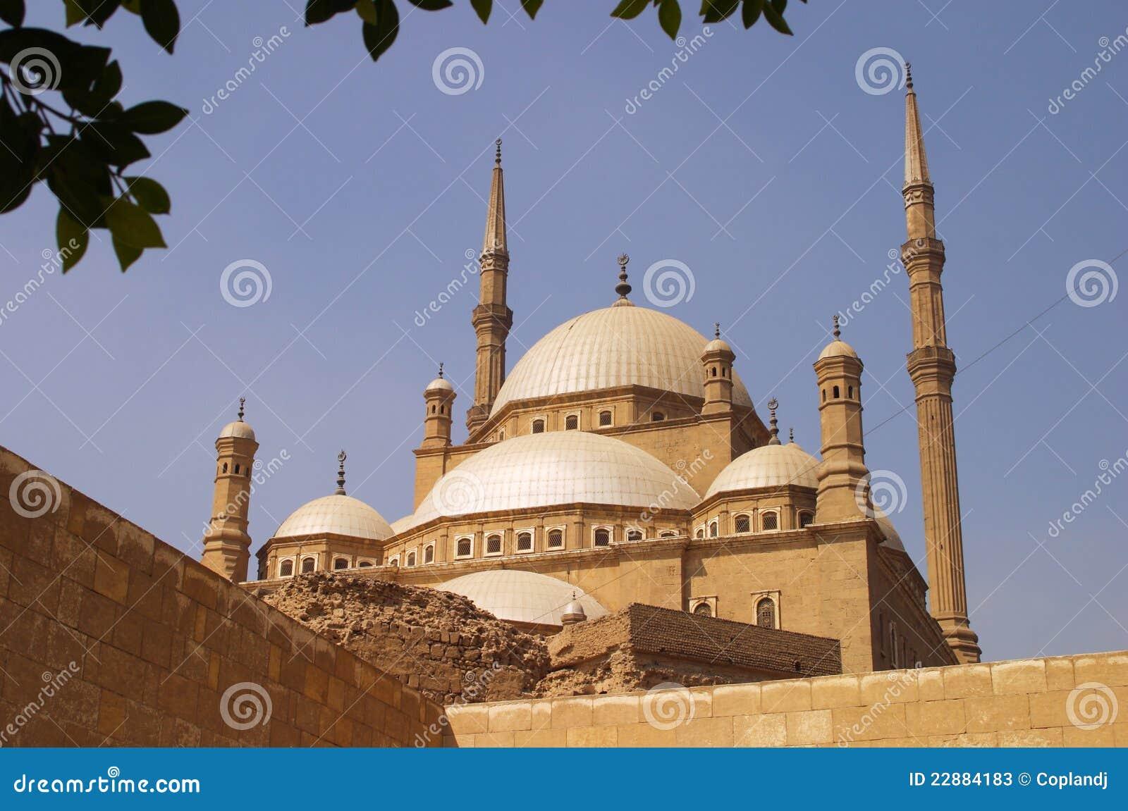 阿里・开罗埃及清真寺穆罕默德