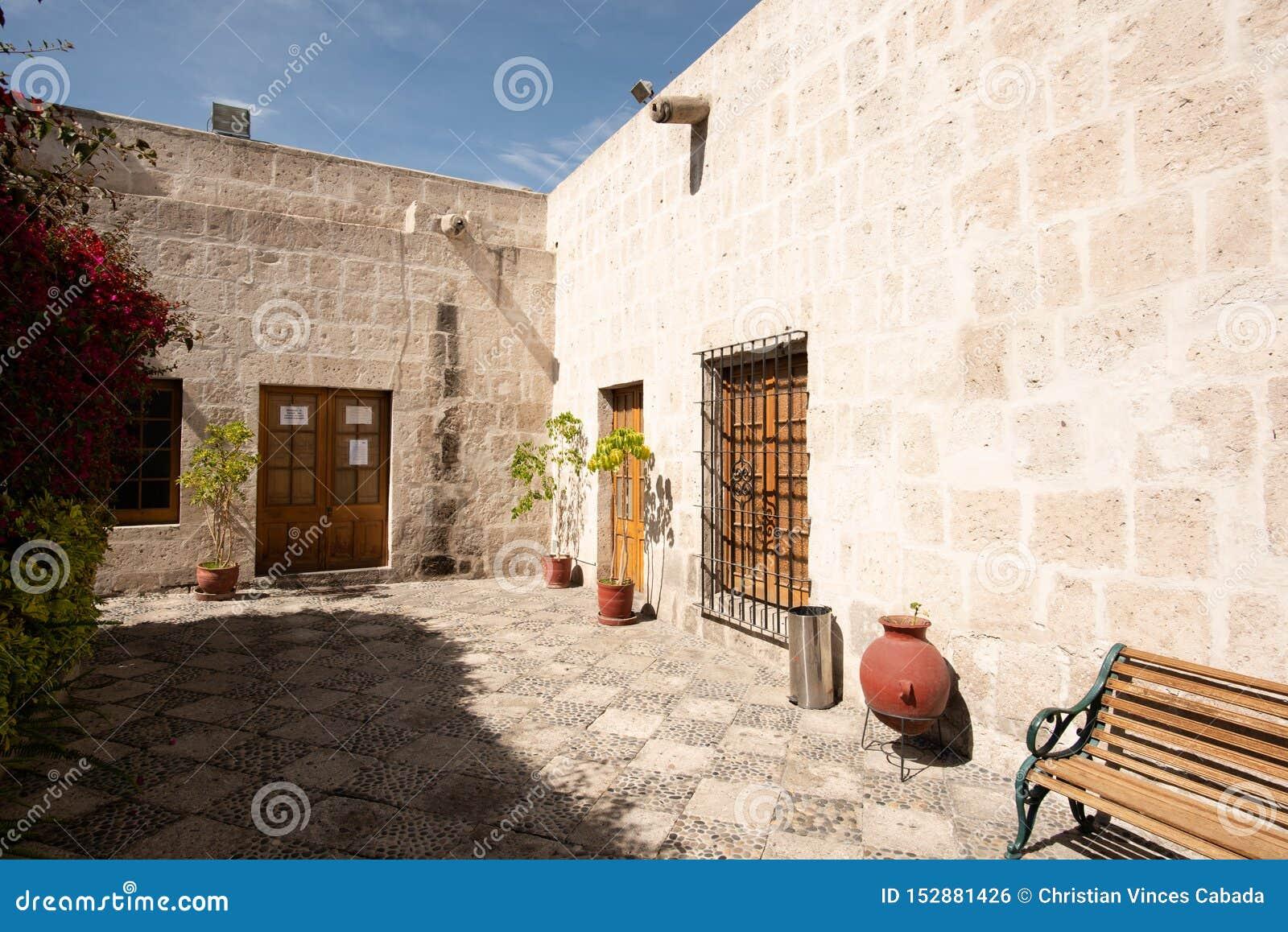 阿雷基帕,秘鲁传统西亚尔房子