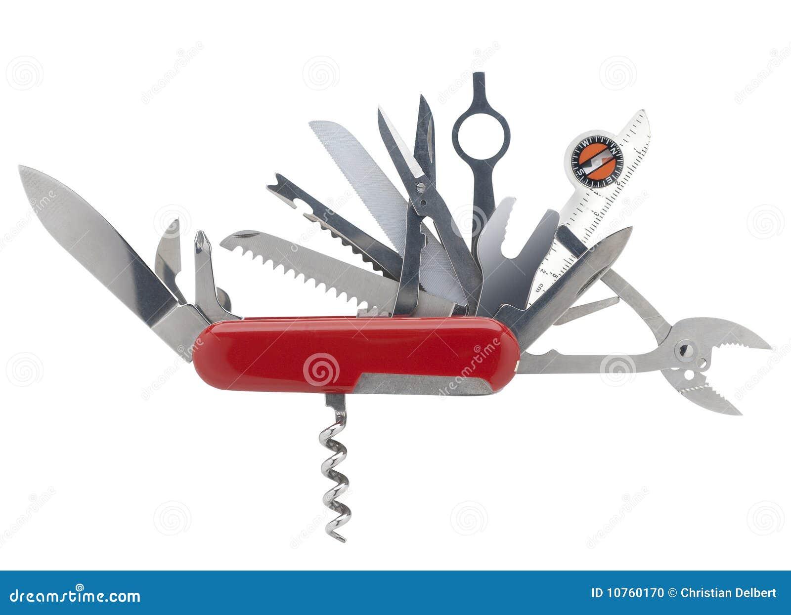 陆军查出的刀子瑞士
