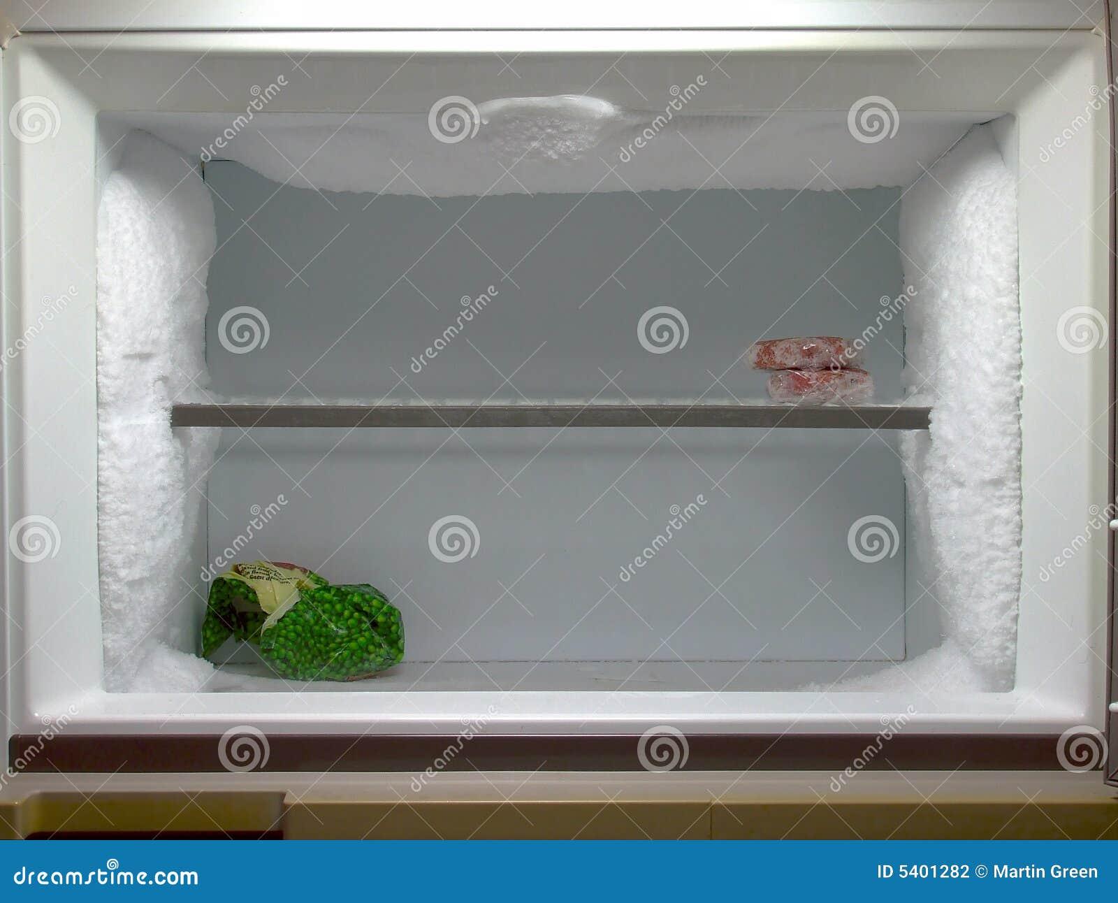 除霜的冷冻机需要
