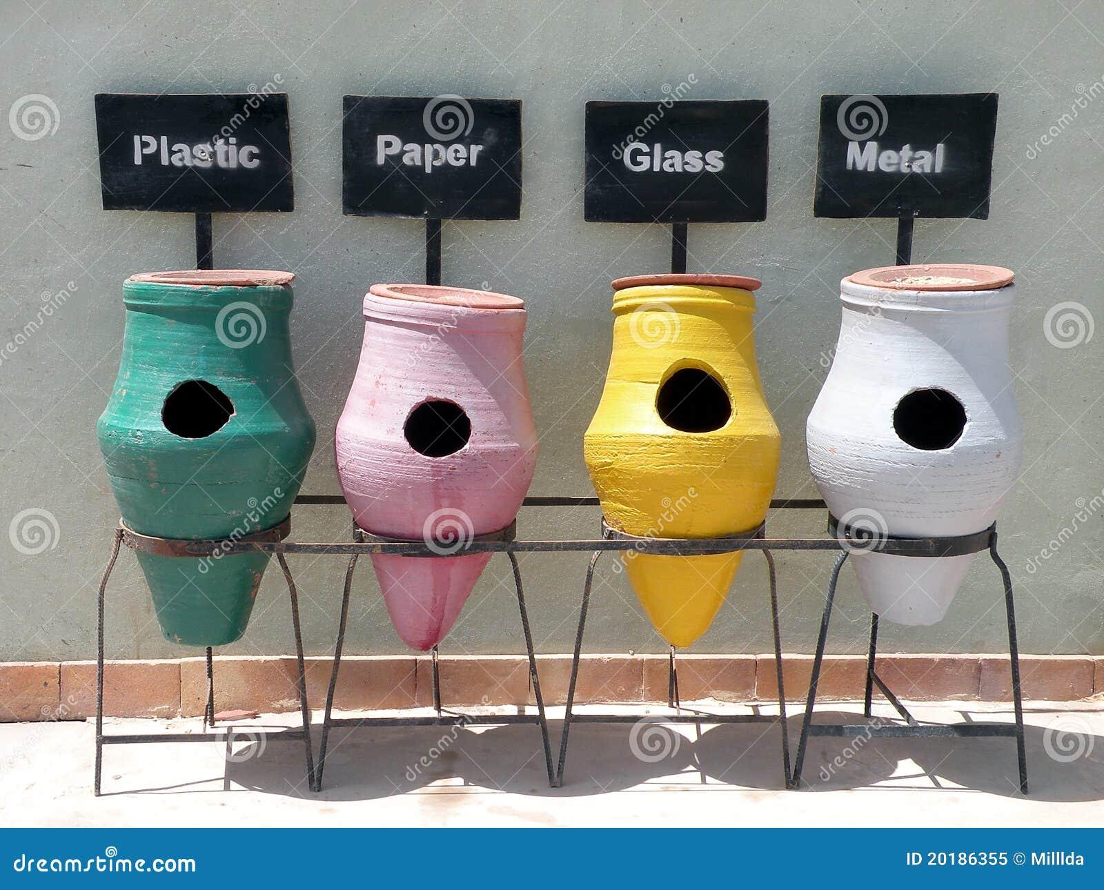 陶瓷容器废弃物