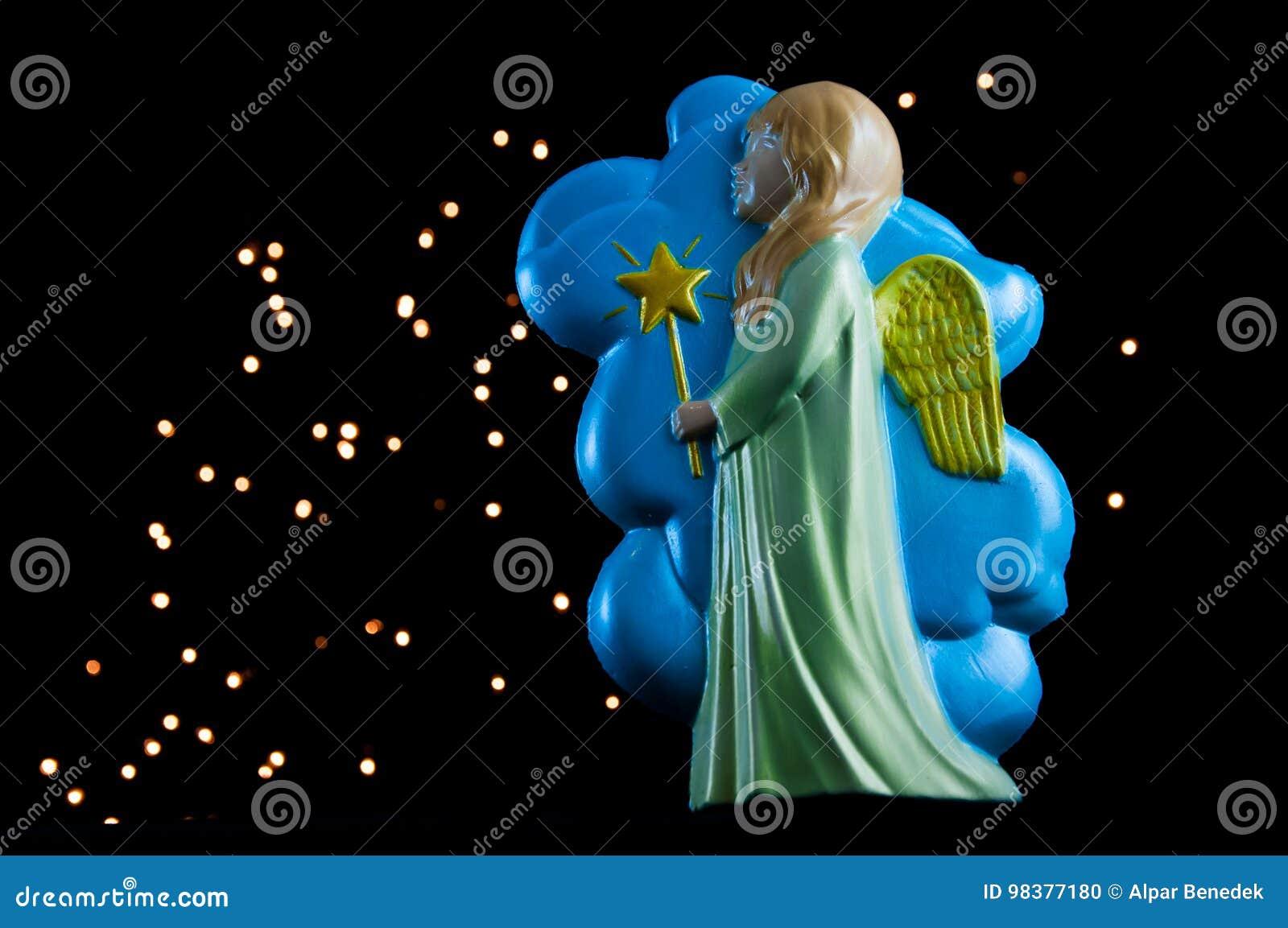 陶瓷的天使