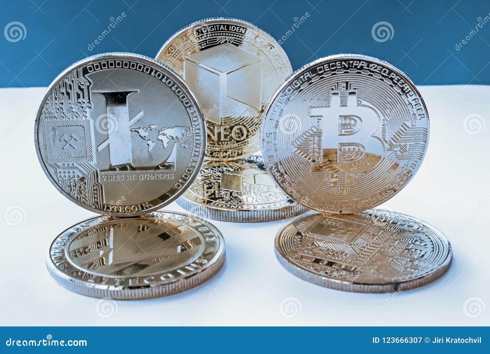 隐藏货币铸造新litecoin bitcoin