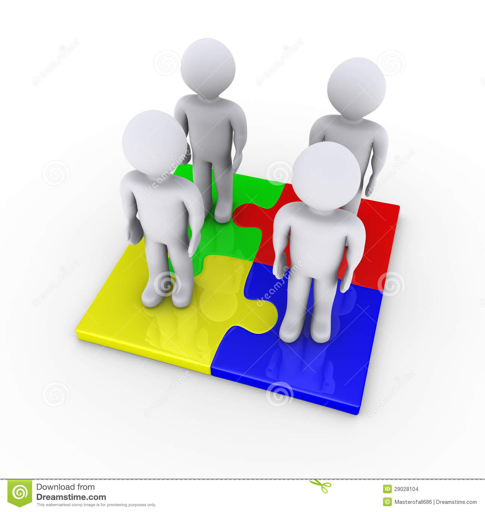 难题部分的四个人提供解决方法