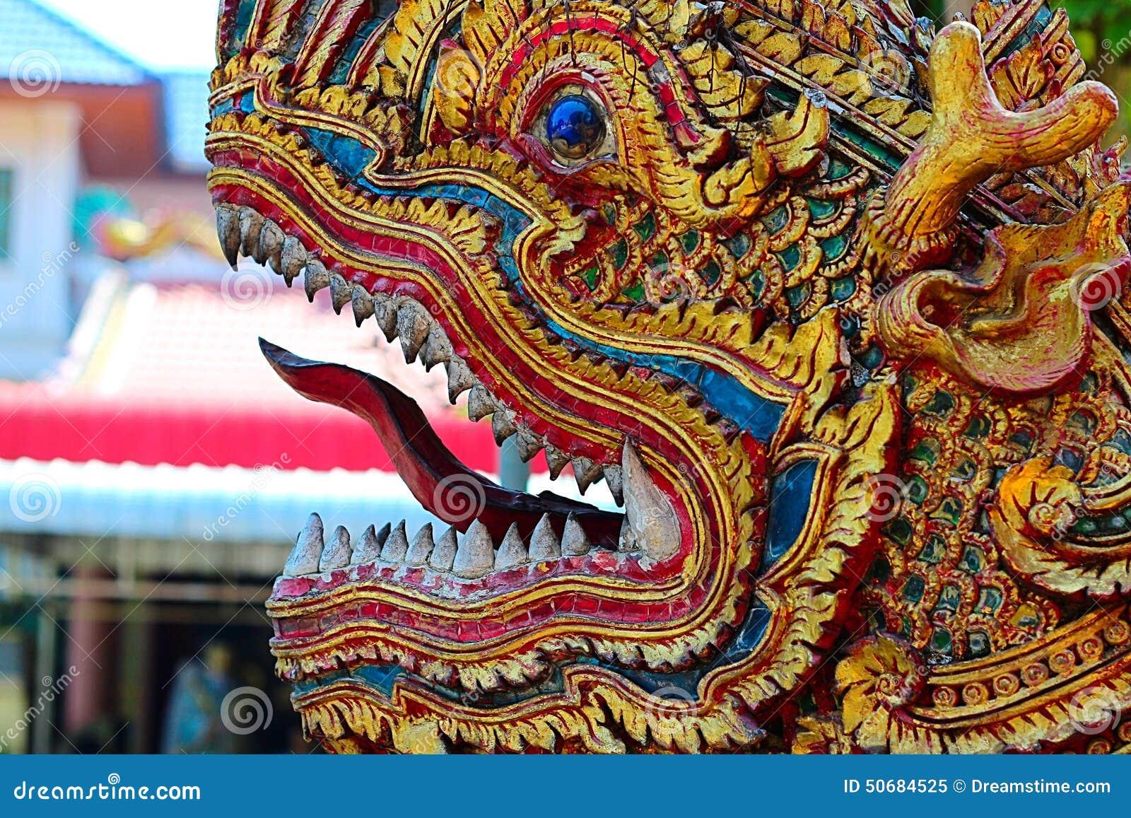 Download 雕象 库存图片. 图片 包括有 神话, 狮子, 雕象, 泰国 - 50684525