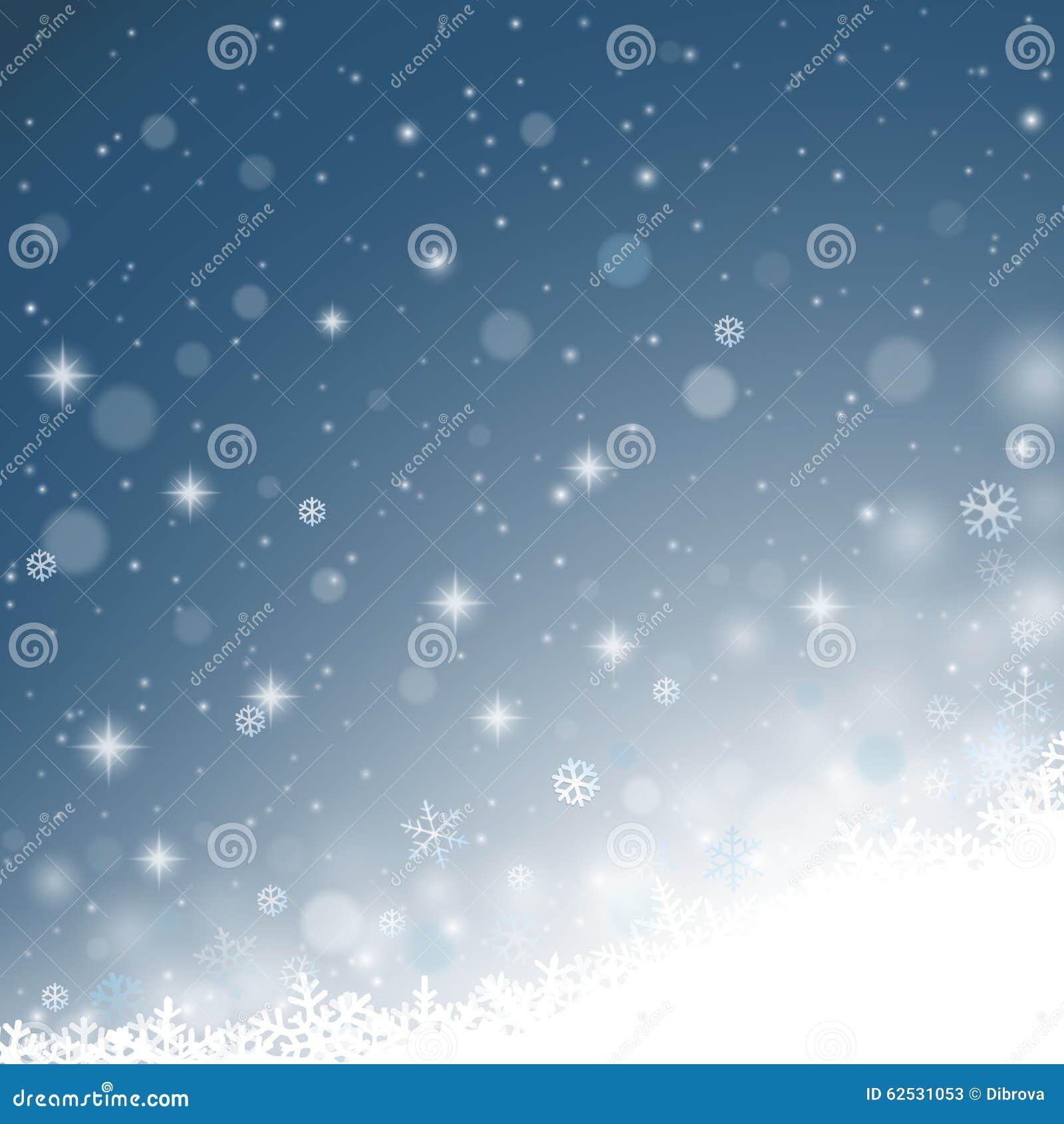 雪冬天背景