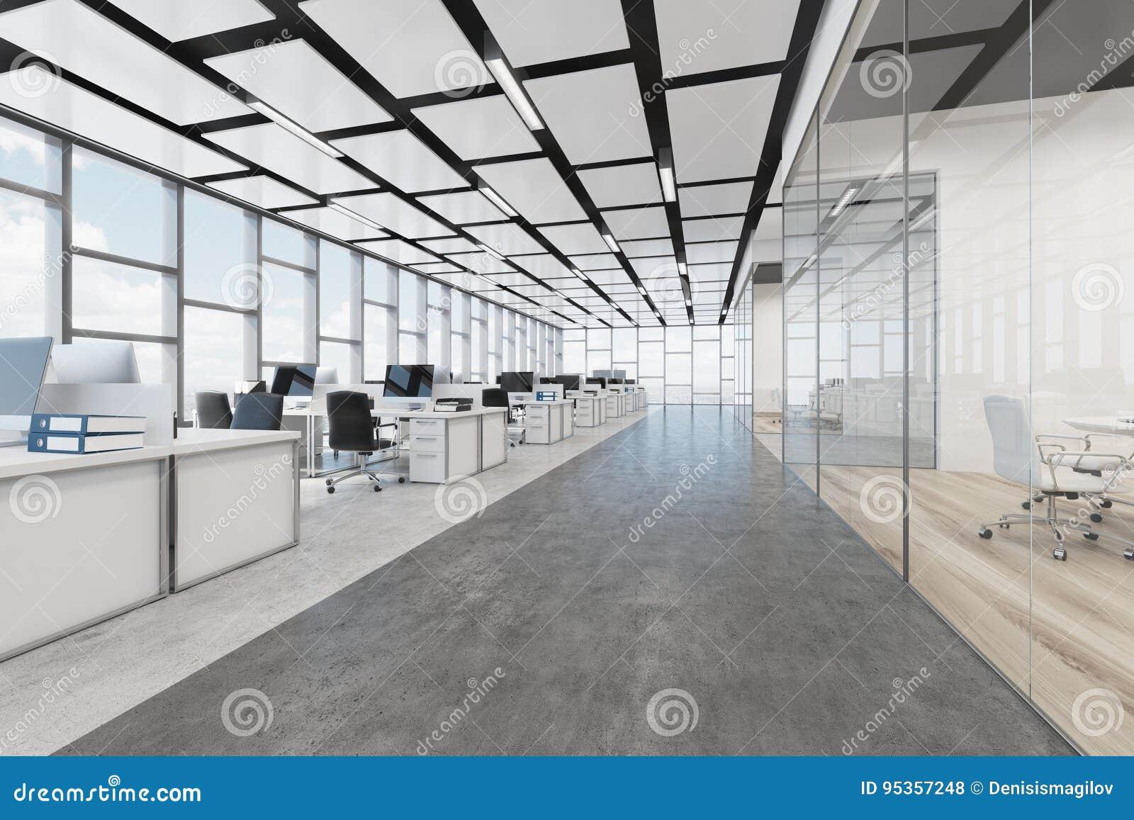 露天场所办公室,长方形
