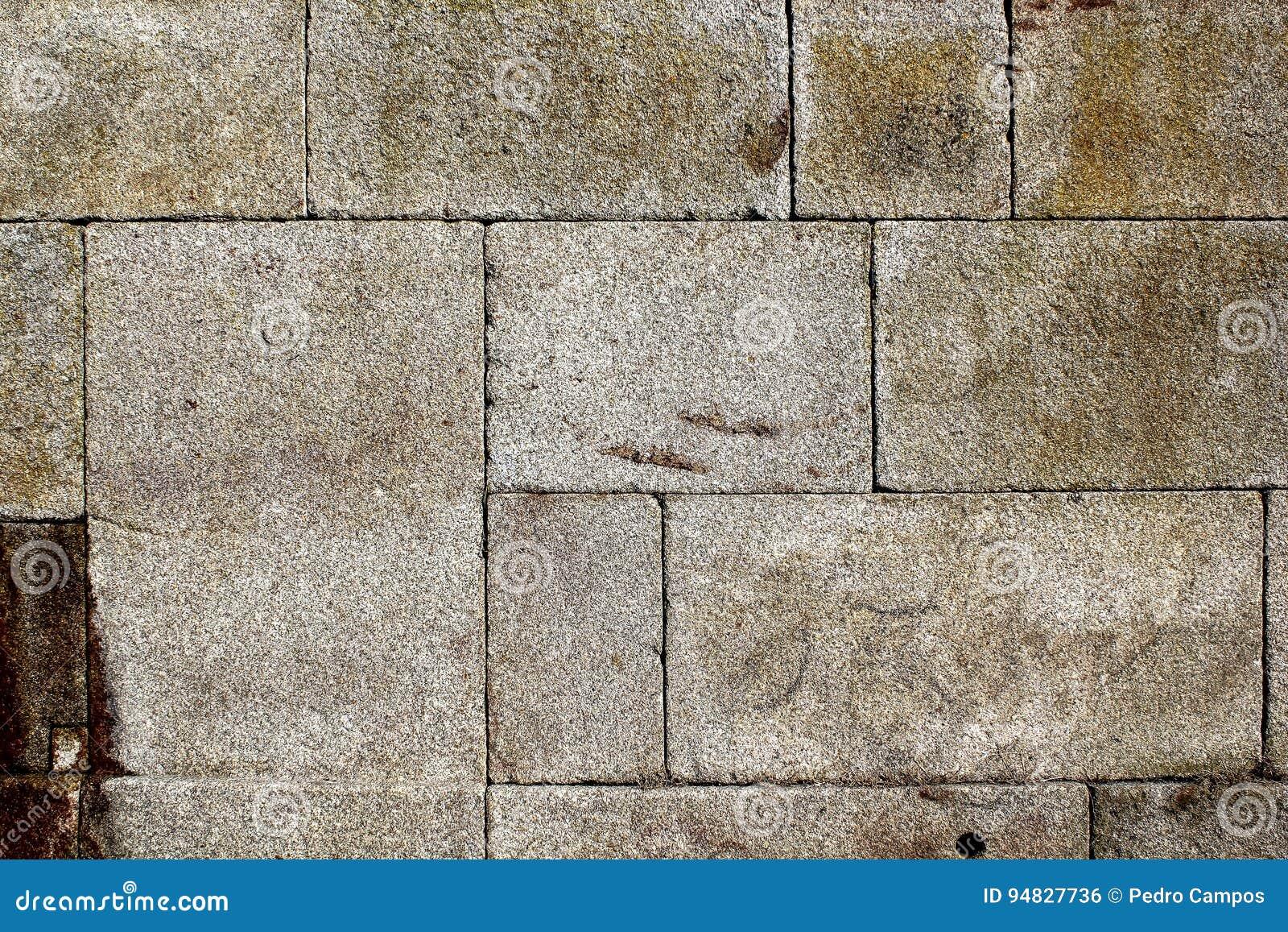 青苔岩石石头纹理