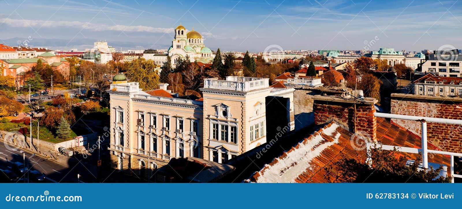 索非亚,保加利亚视图